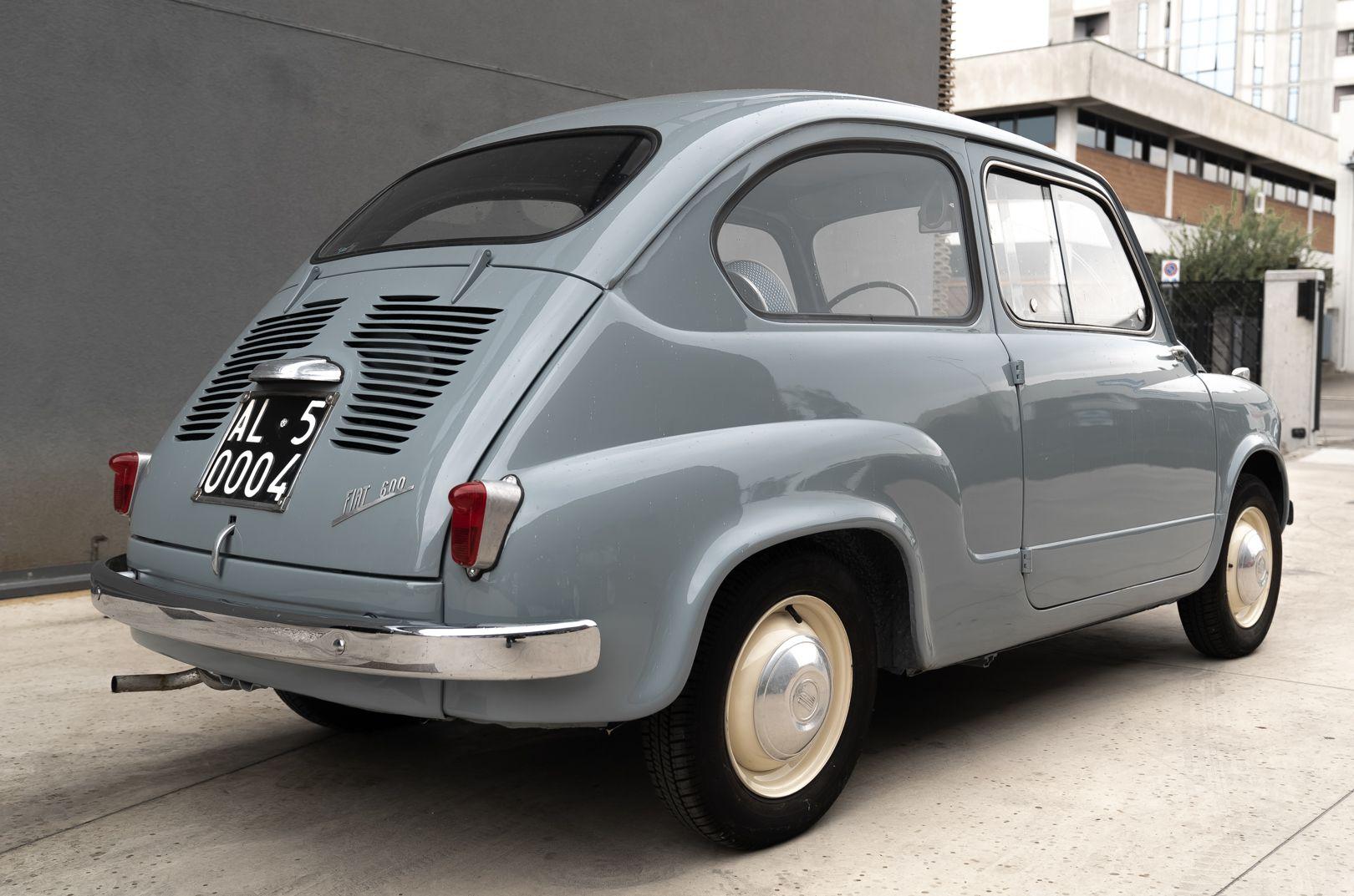 1956 Fiat 600 1° Serie 81786