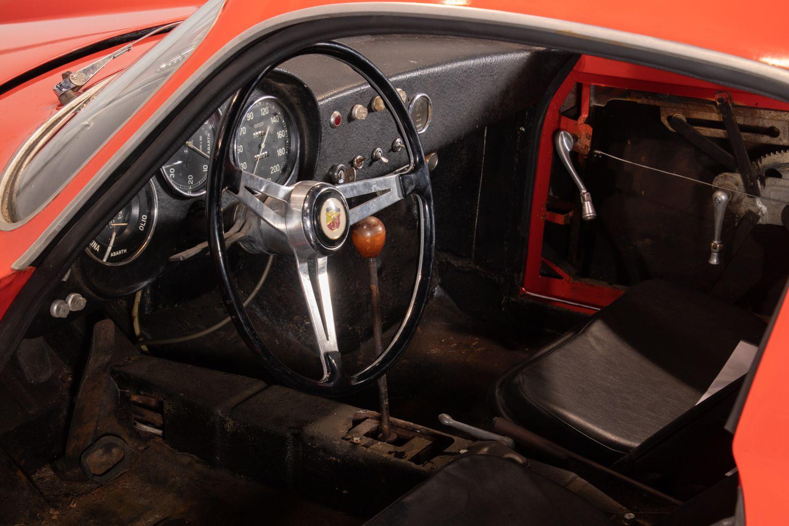 1960 Fiat Abarth 750 Bialbero record Monza 33325