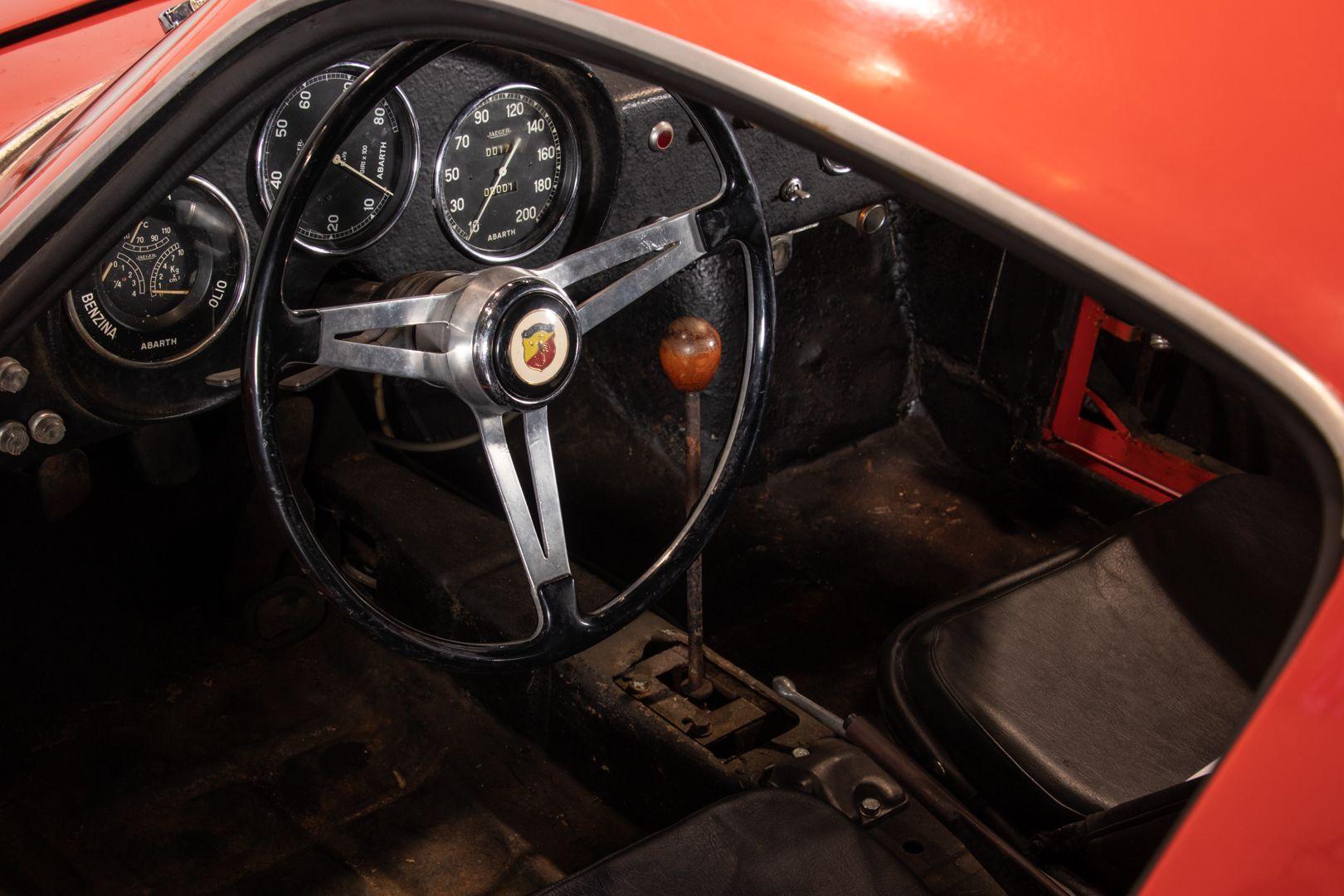 1960 Fiat Abarth 750 Bialbero record Monza 33332