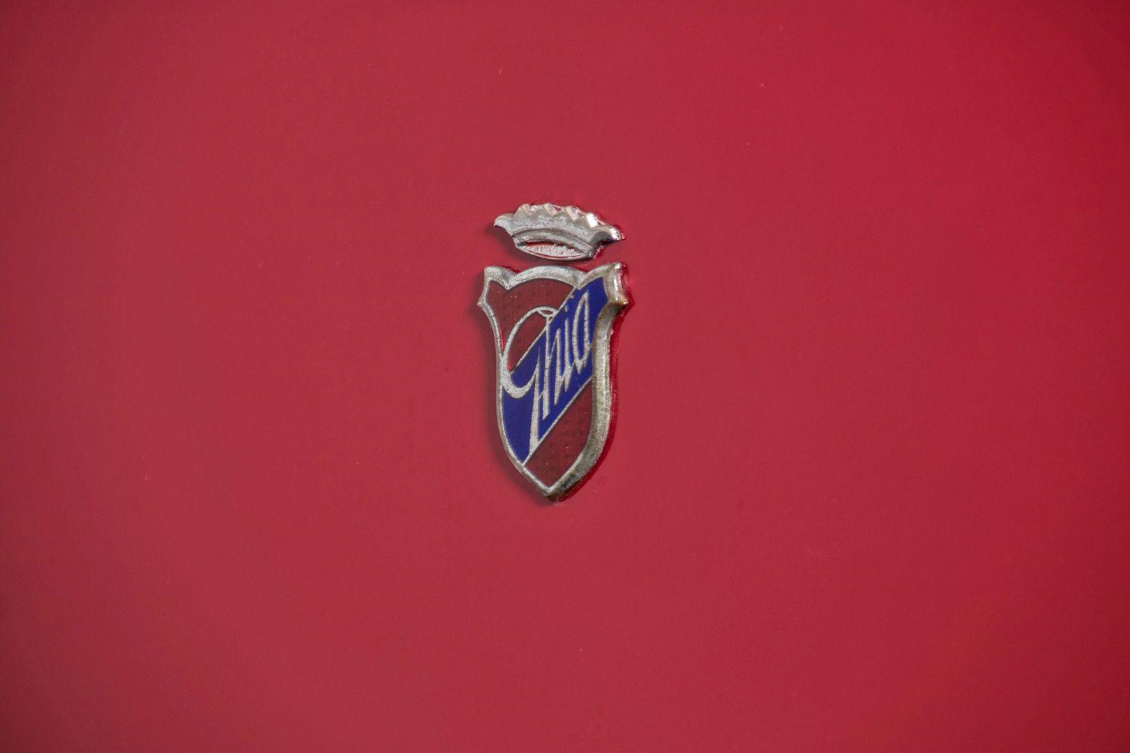 1963 Fiat 2300 S coupè 50467