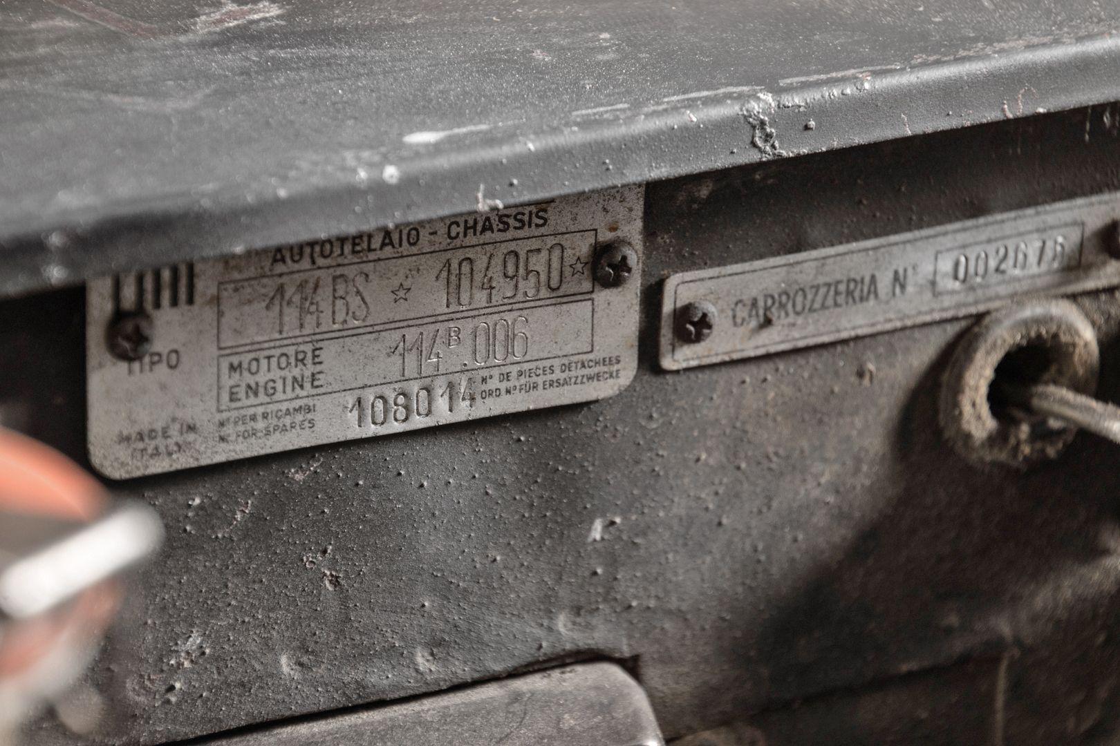 1963 Fiat 2300 S coupè 50486
