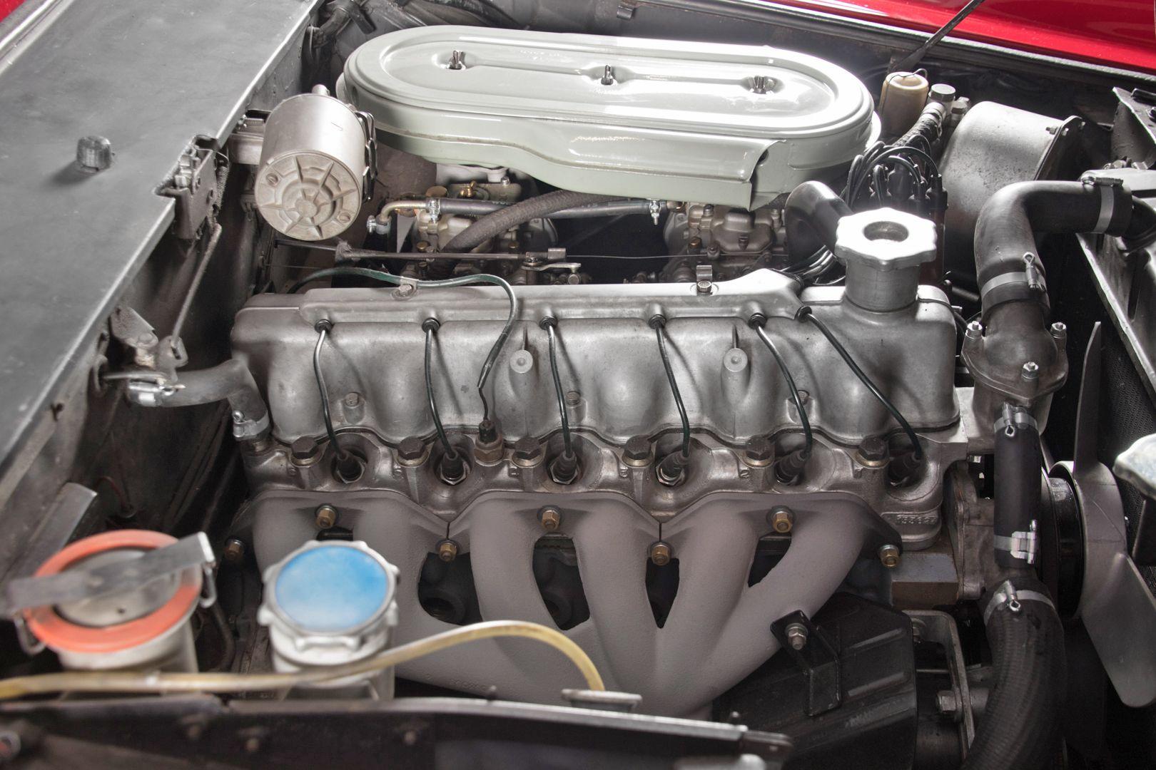1963 Fiat 2300 S coupè 50488