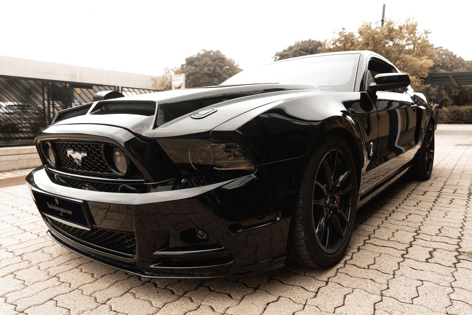 2012 Ford Mustang 5.0 V8 82057