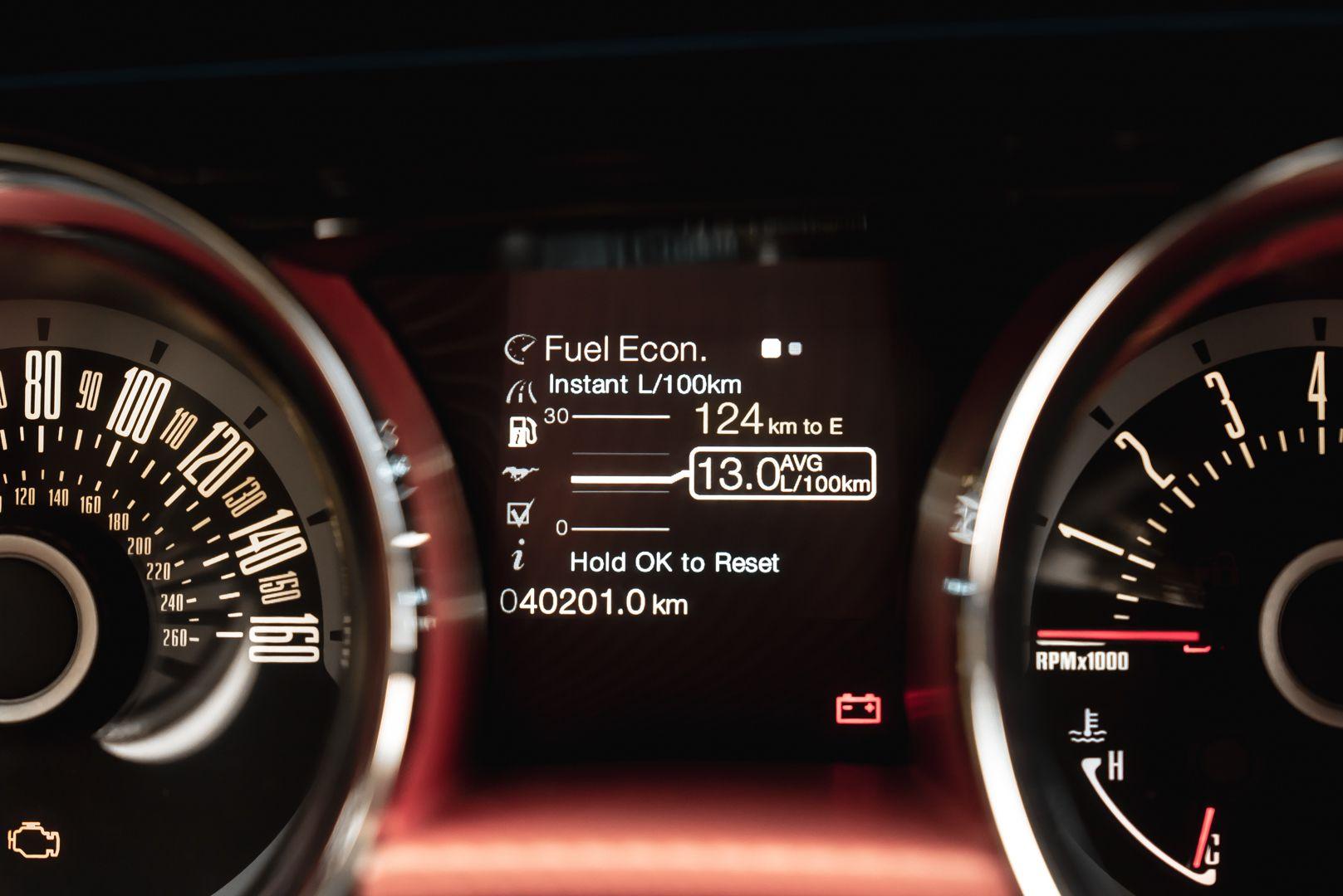 2012 Ford Mustang 5.0 V8 82104