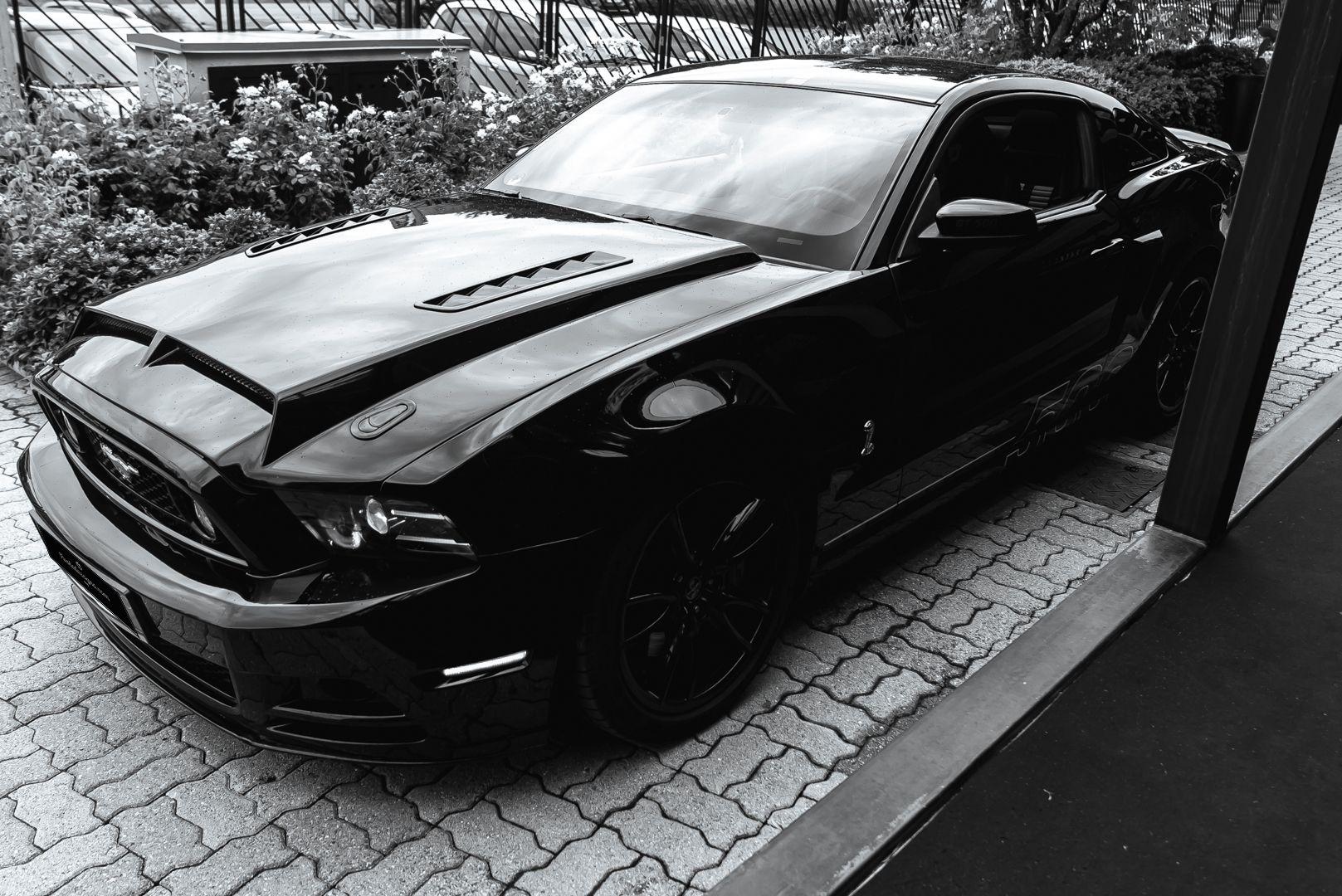 2012 Ford Mustang 5.0 V8 82054