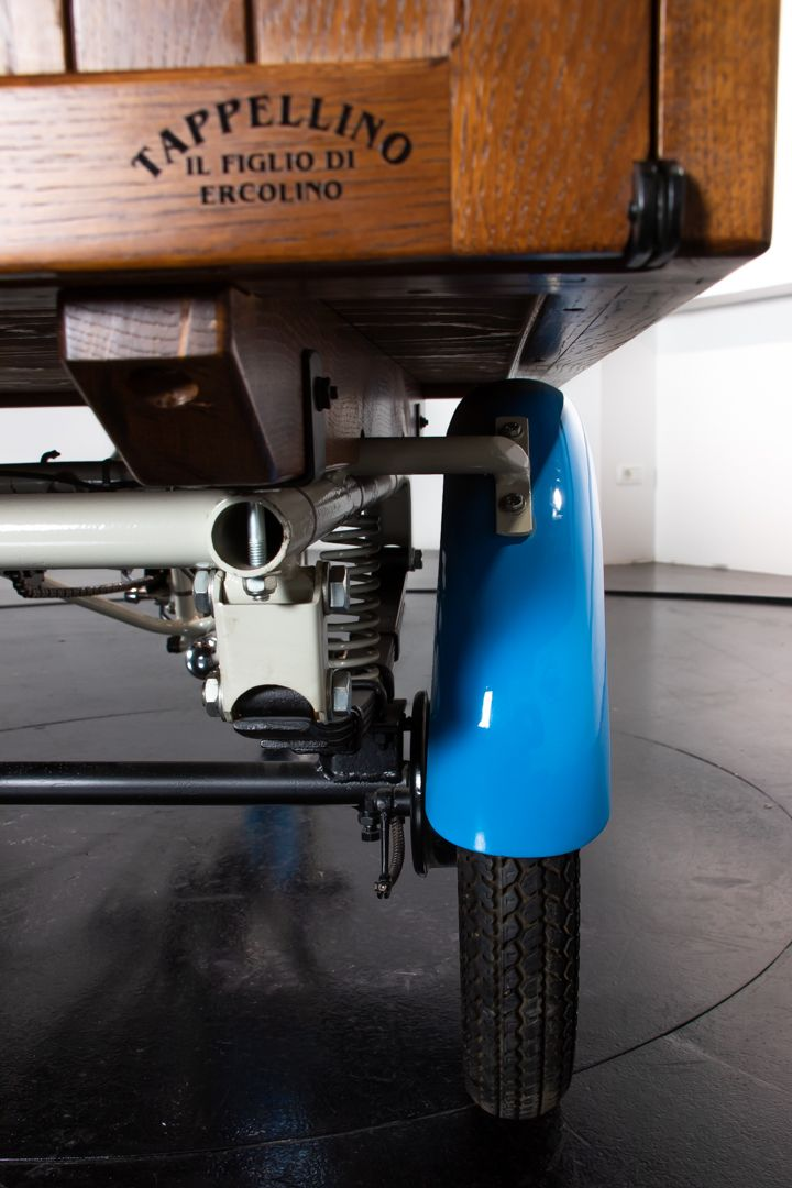 1965 Fuchs Tappella Tre Ruote 59490