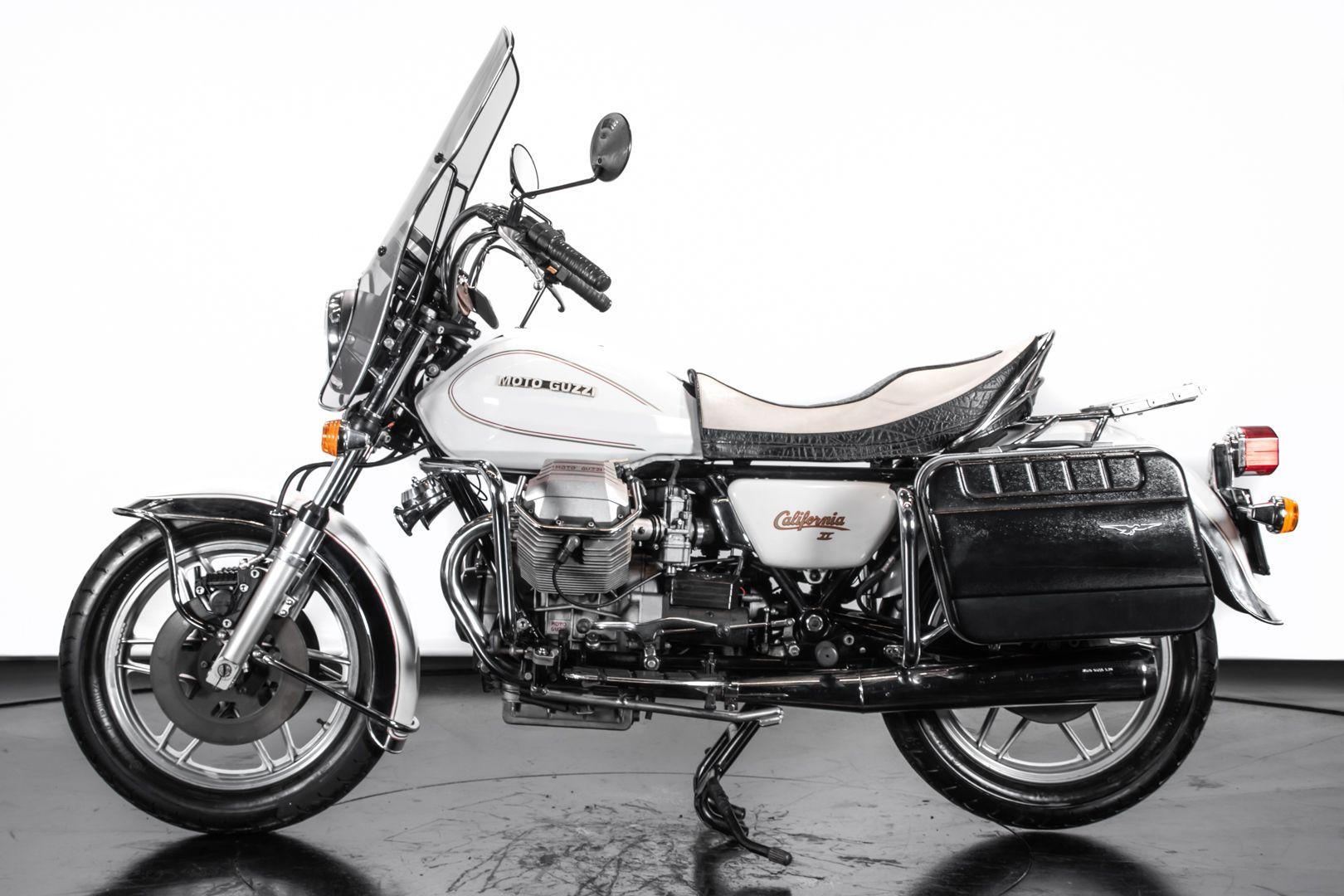 1983 Moto Guzzi California 78910