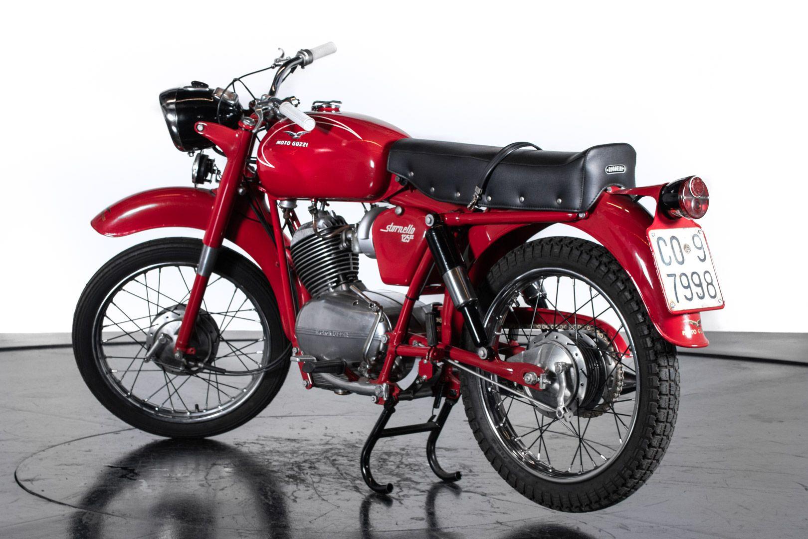 1963 Moto Guzzi Stornello 125 82226