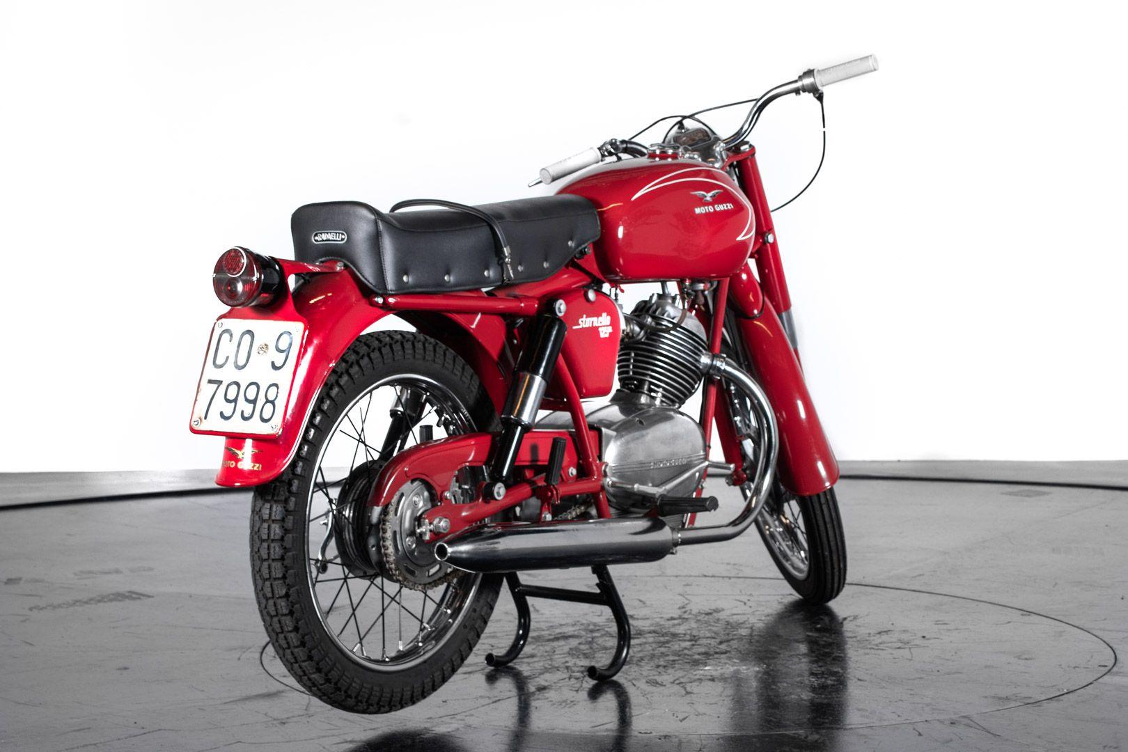 1963 Moto Guzzi Stornello 125 82225