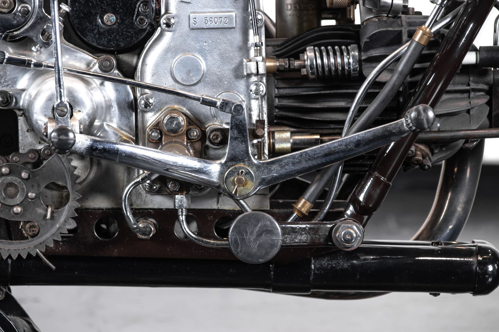 1951 Moto Guzzi 500 72187