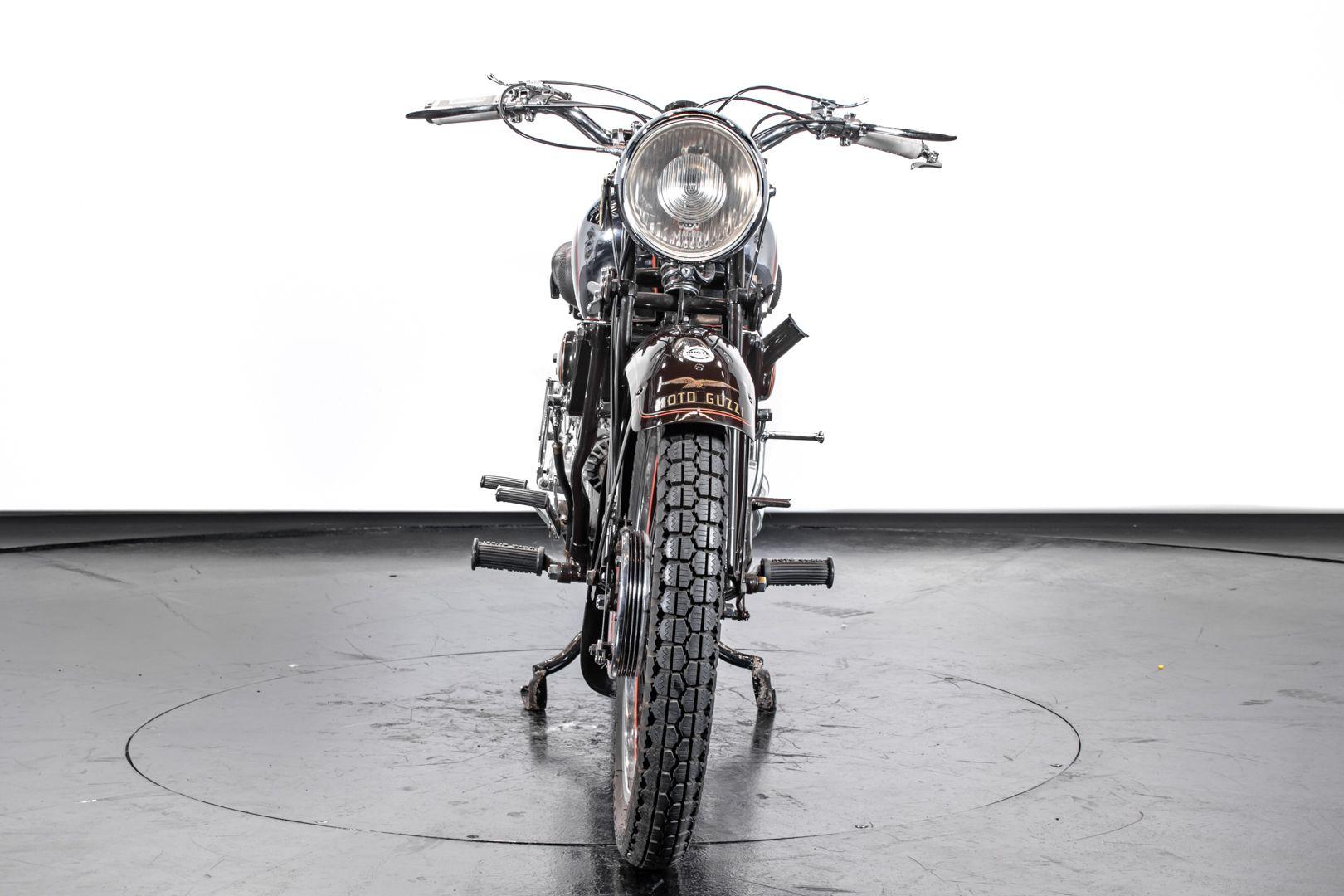 1951 Moto Guzzi 500 72170