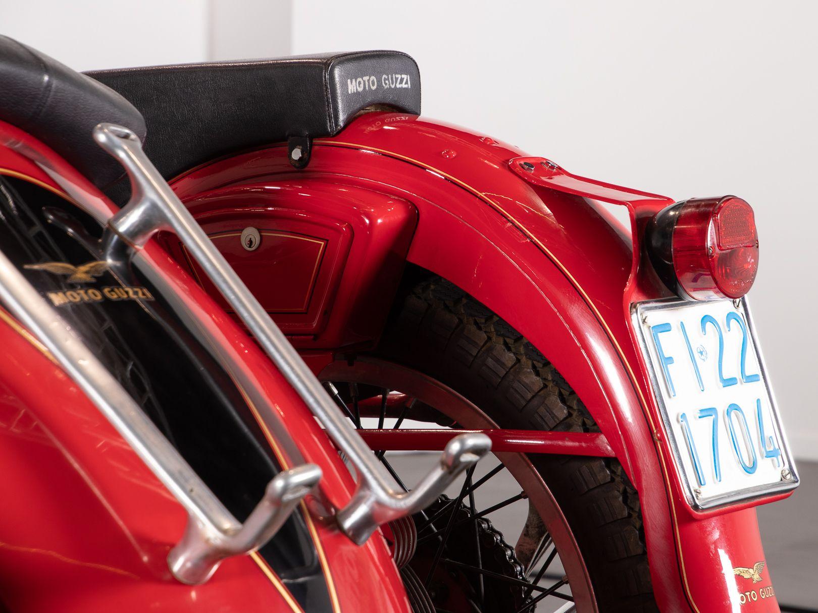 1956 Moto Guzzi 500 FS Sidecar 44961