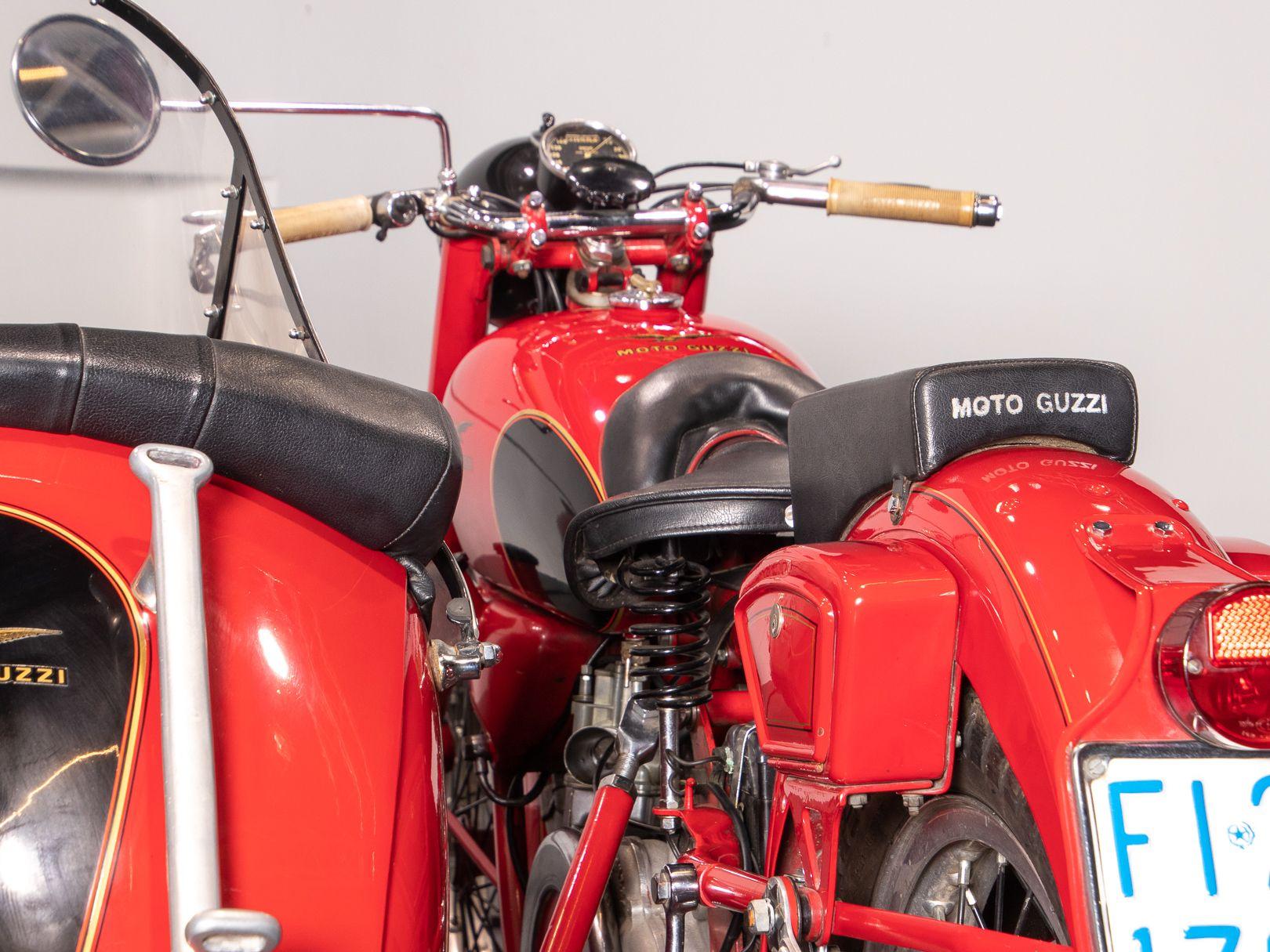 1956 Moto Guzzi 500 FS Sidecar 44972