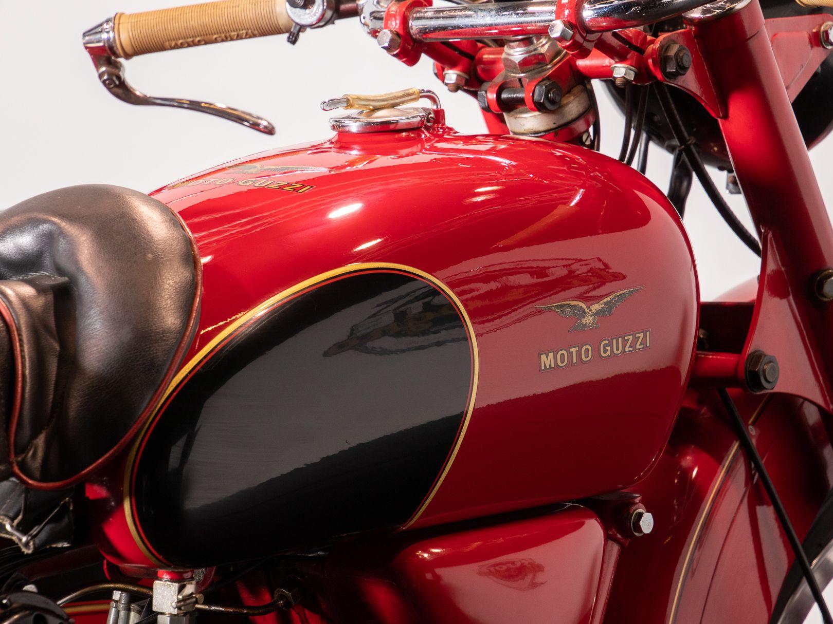 1956 Moto Guzzi 500 FS Sidecar 44978