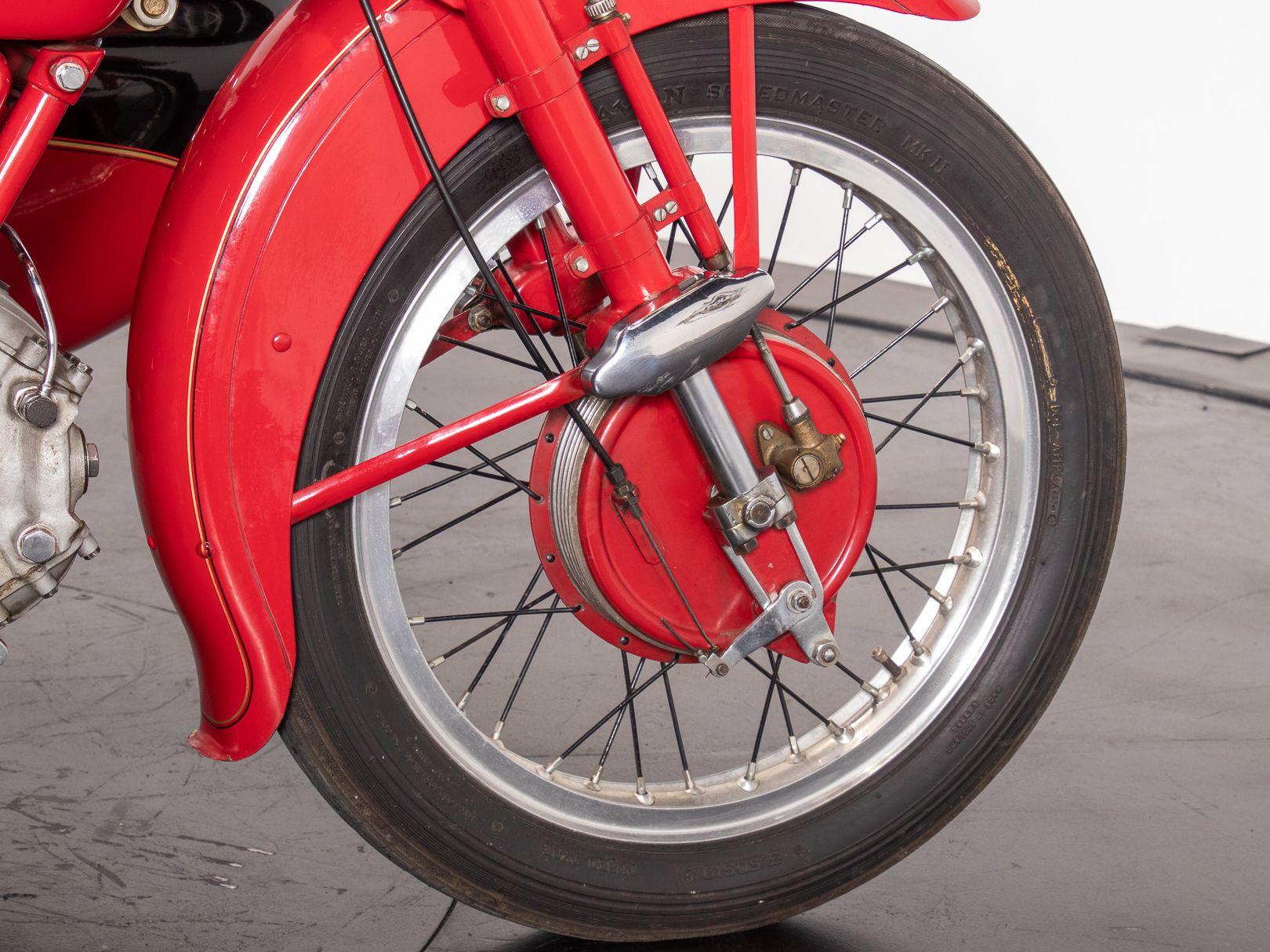 1956 Moto Guzzi 500 FS Sidecar 44981