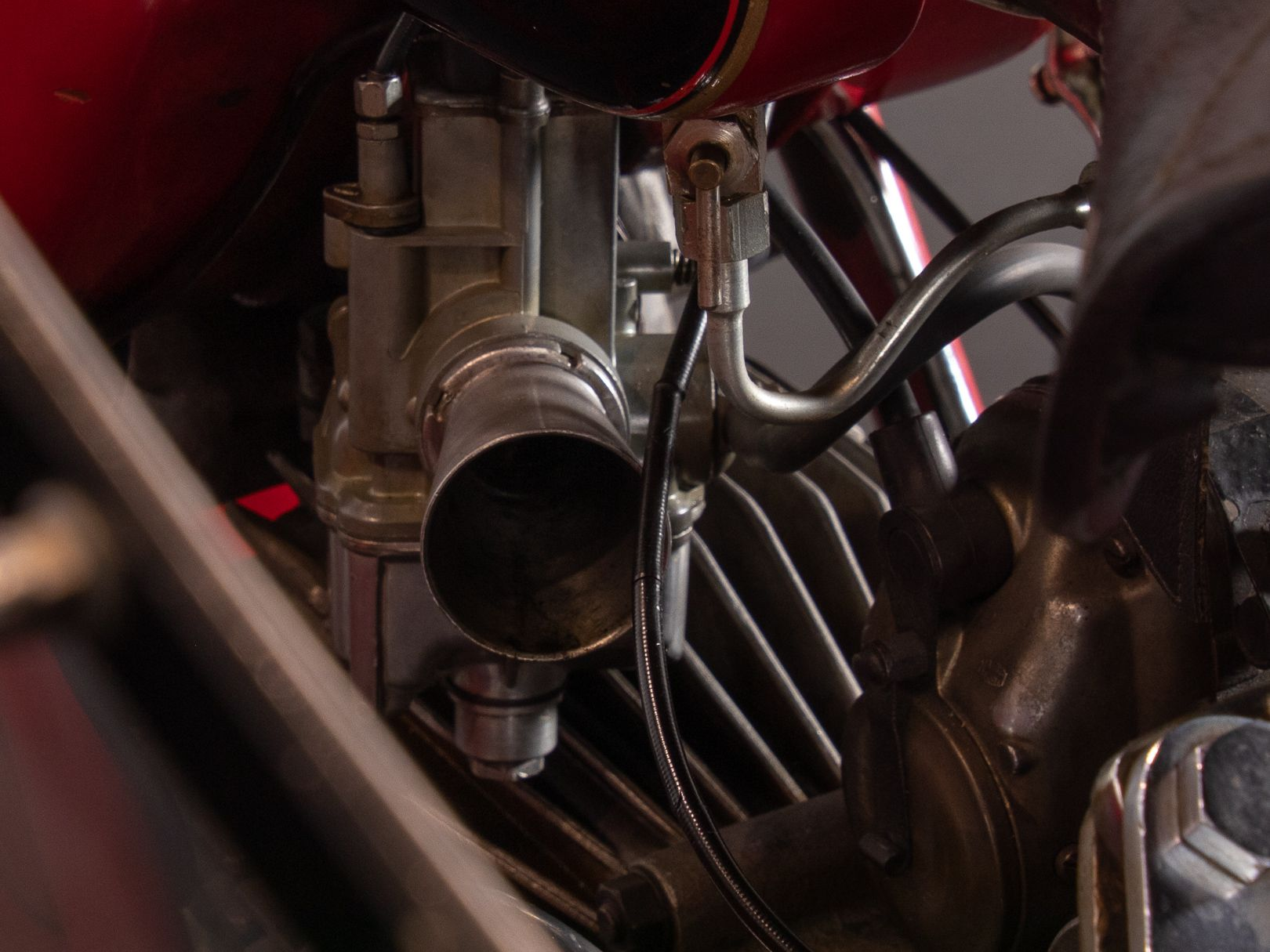 1956 Moto Guzzi 500 FS Sidecar 44987