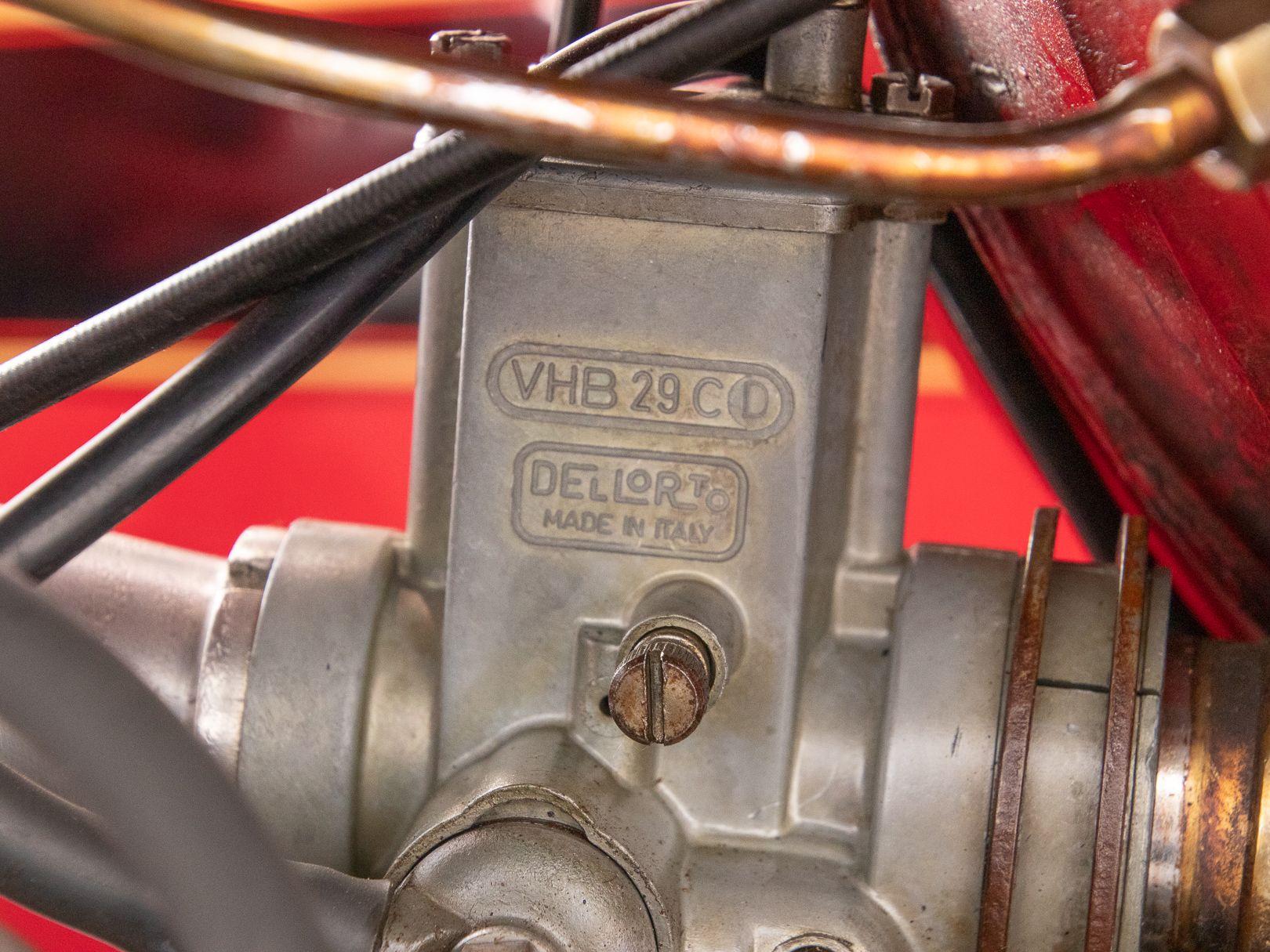 1956 Moto Guzzi 500 FS Sidecar 44993