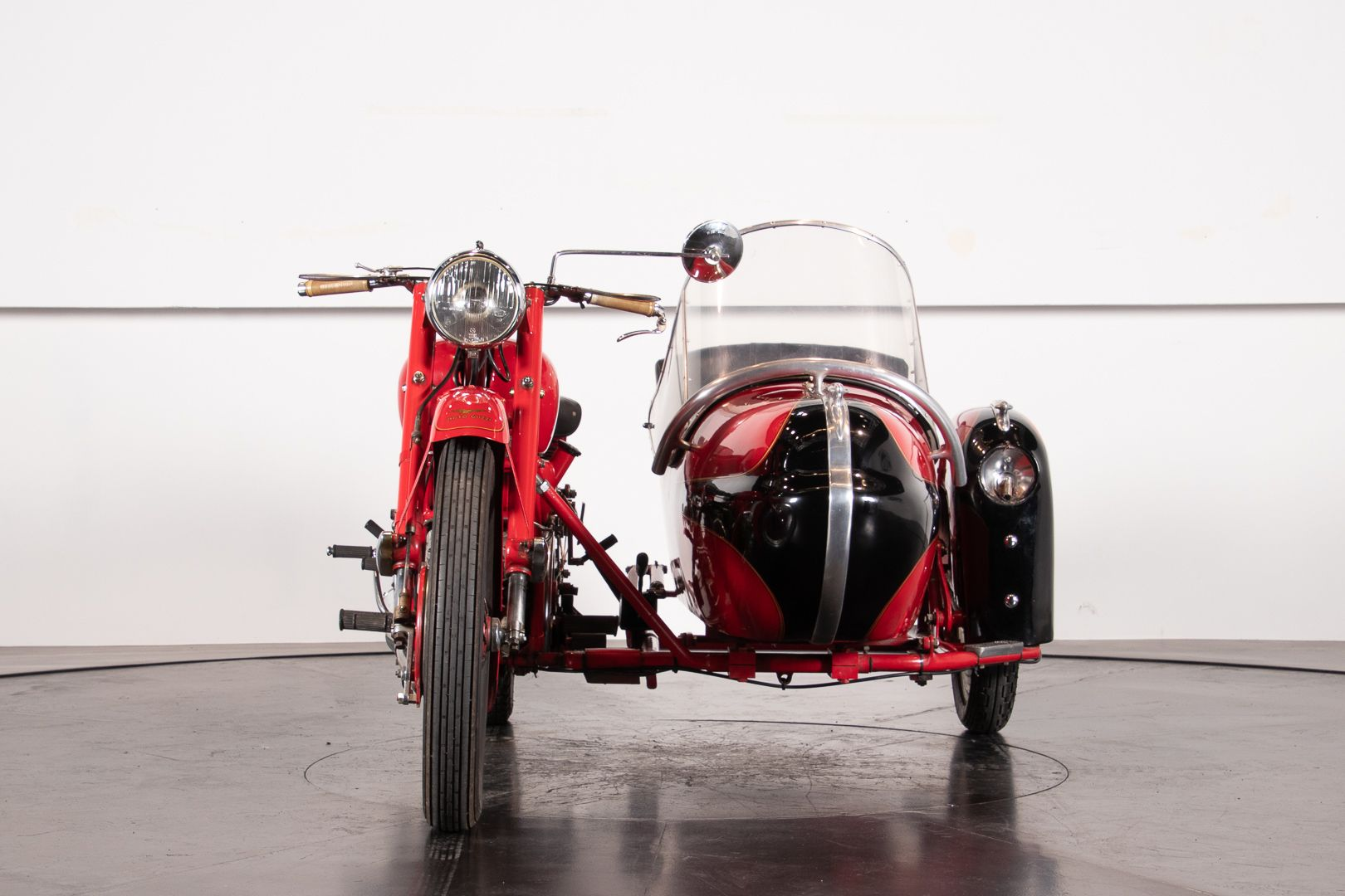 1956 Moto Guzzi 500 FS Sidecar 44959