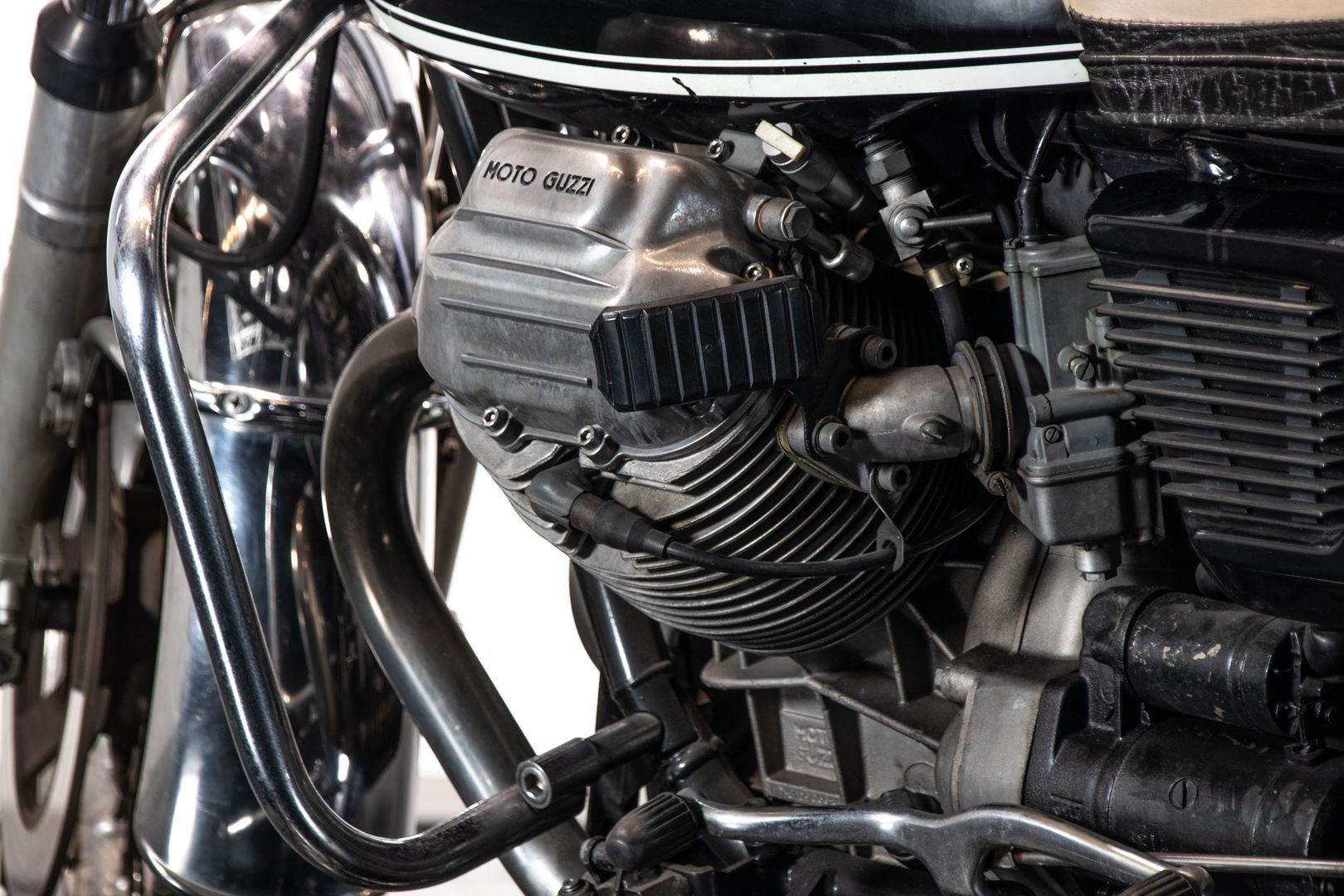 1978 Moto Guzzi 850 VD 73 60018