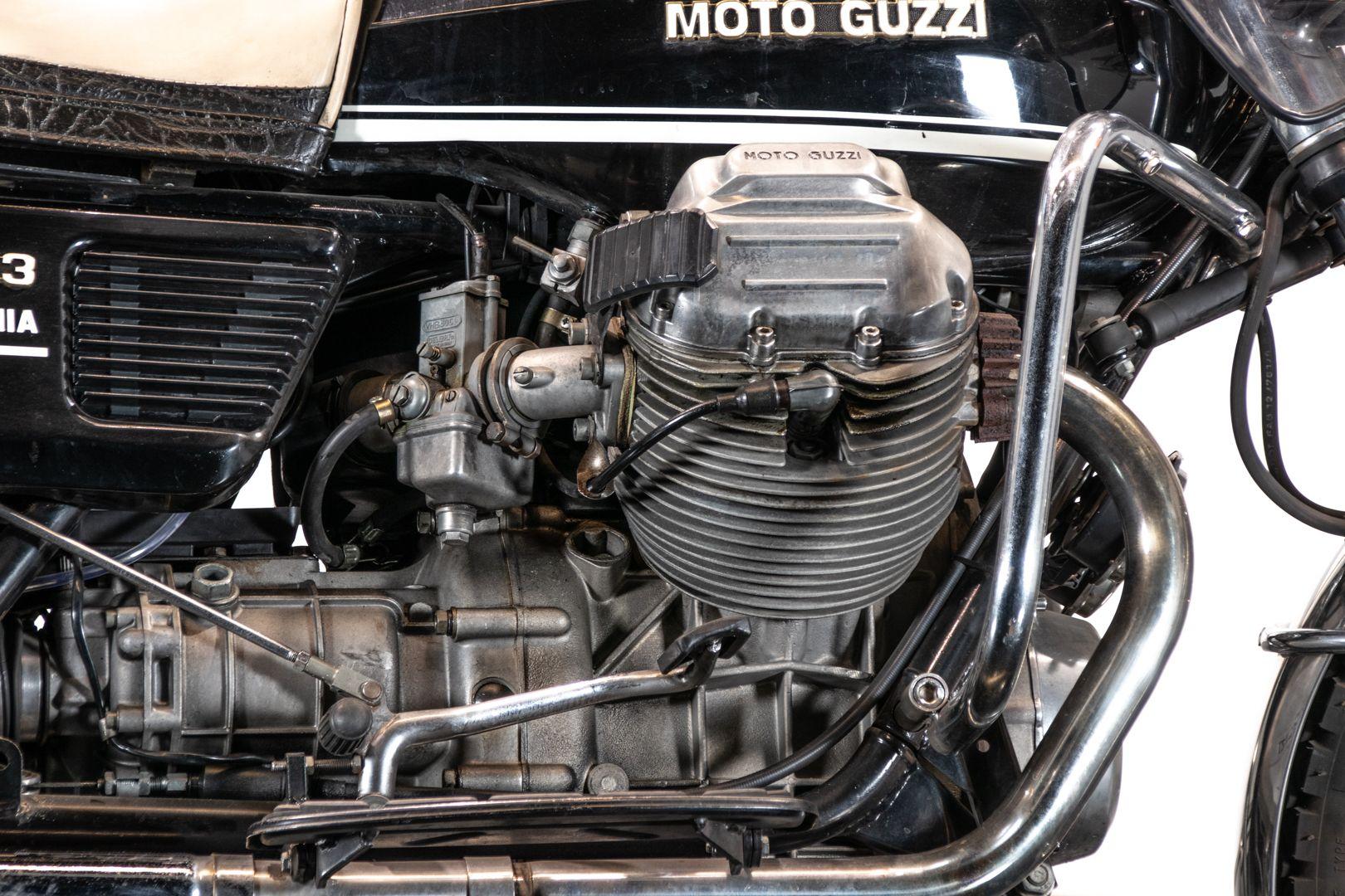 1978 Moto Guzzi 850 VD 73 60023