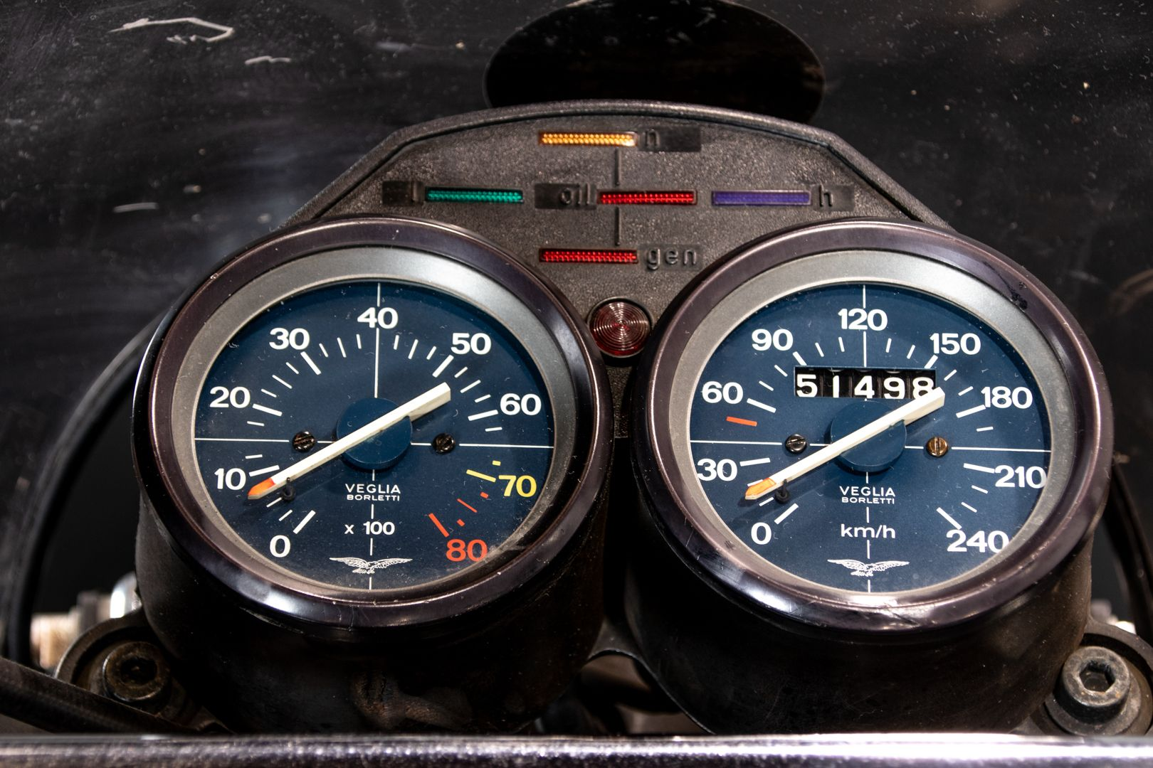 1978 Moto Guzzi 850 VD 73 60025