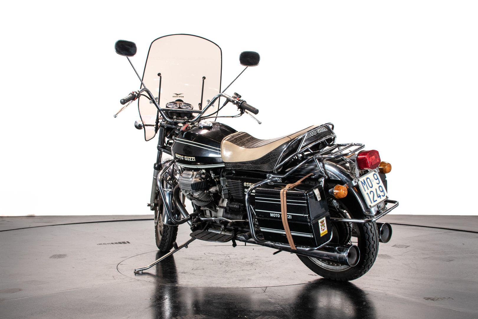 1978 Moto Guzzi 850 VD 73 60008