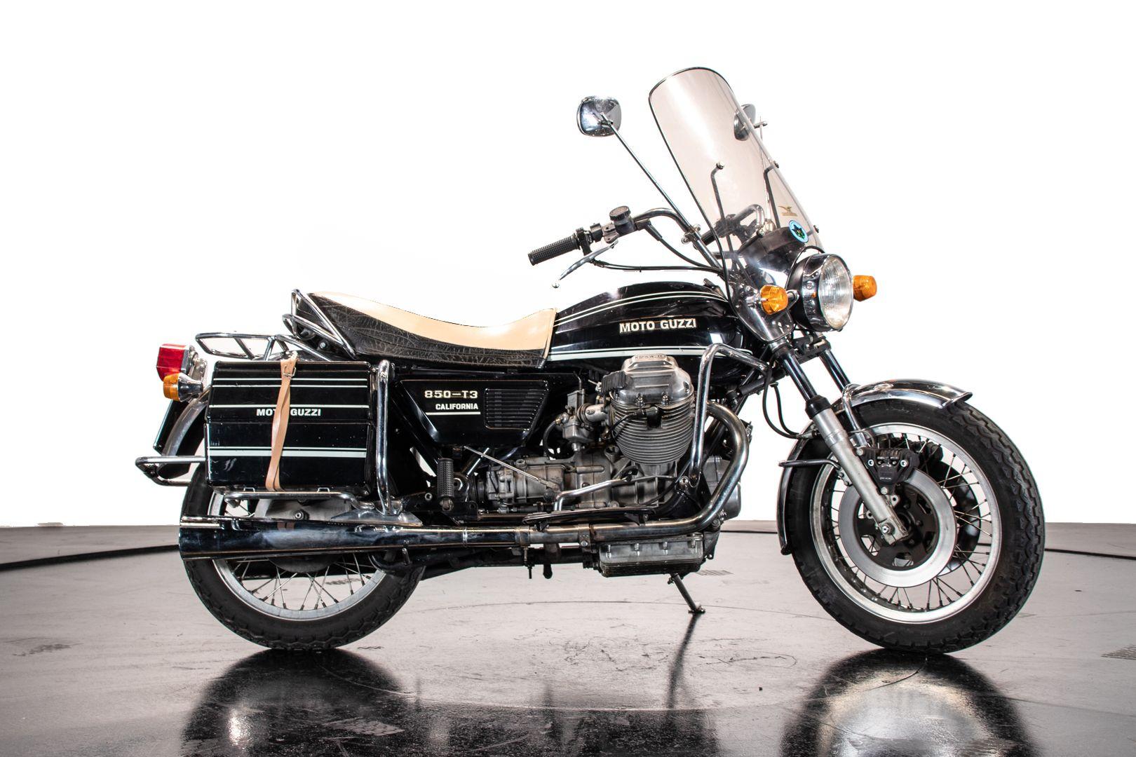 1978 Moto Guzzi 850 VD 73 60012