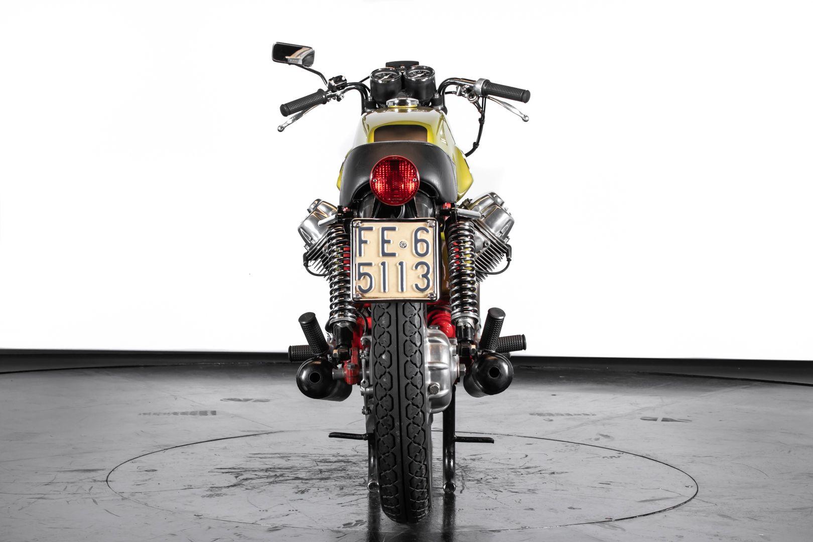 1972 Moto Guzzi V7 Sport Telaio Rosso 76503