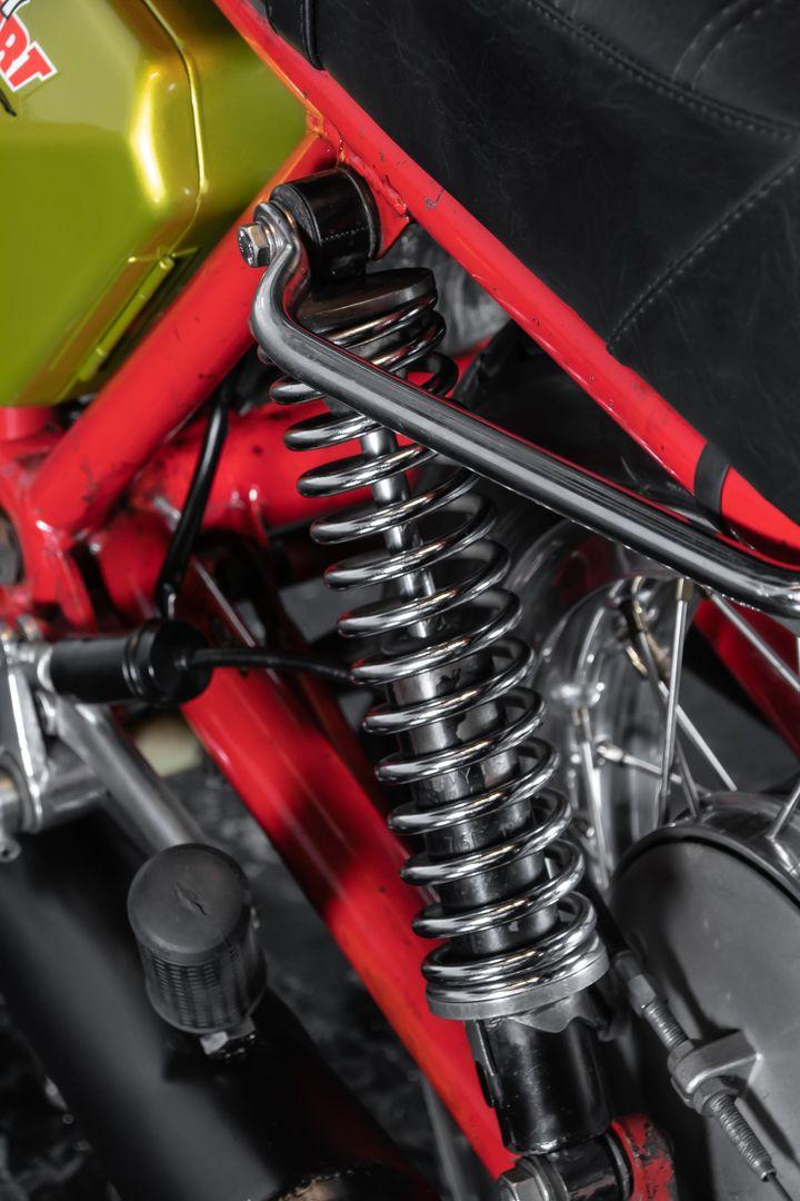 1972 Moto Guzzi V7 Sport Telaio Rosso 76519