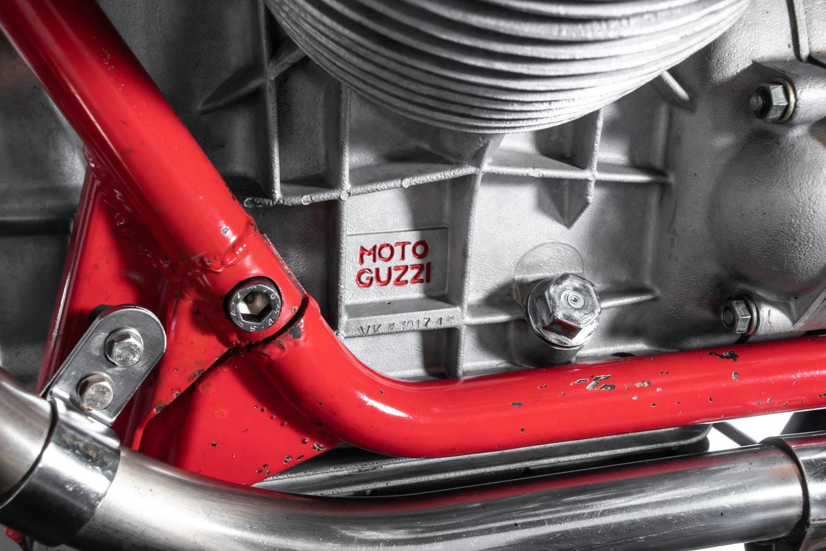1972 Moto Guzzi V7 Sport Telaio Rosso 76521