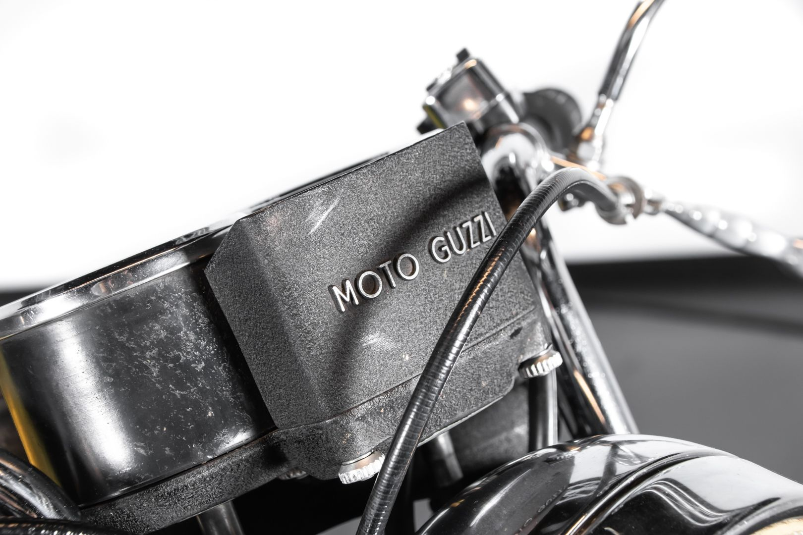1972 Moto Guzzi V7 Sport Telaio Rosso 76525