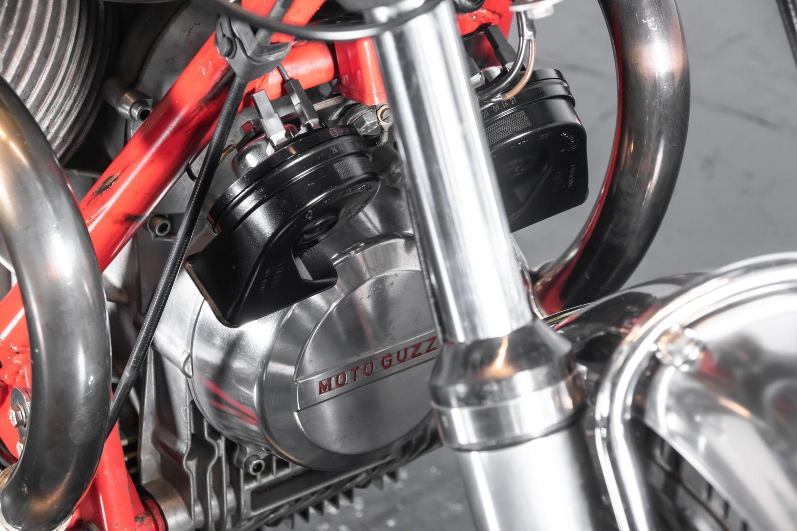 1972 Moto Guzzi V7 Sport Telaio Rosso 76528