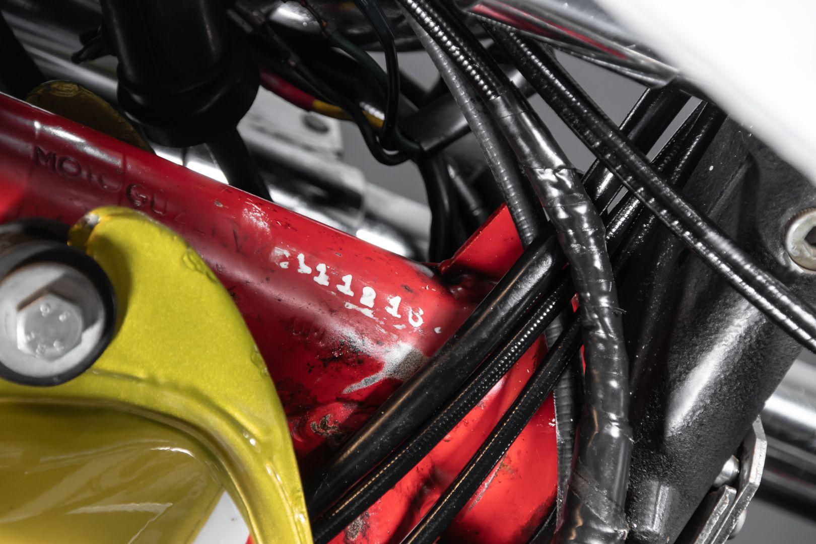 1972 Moto Guzzi V7 Sport Telaio Rosso 76537