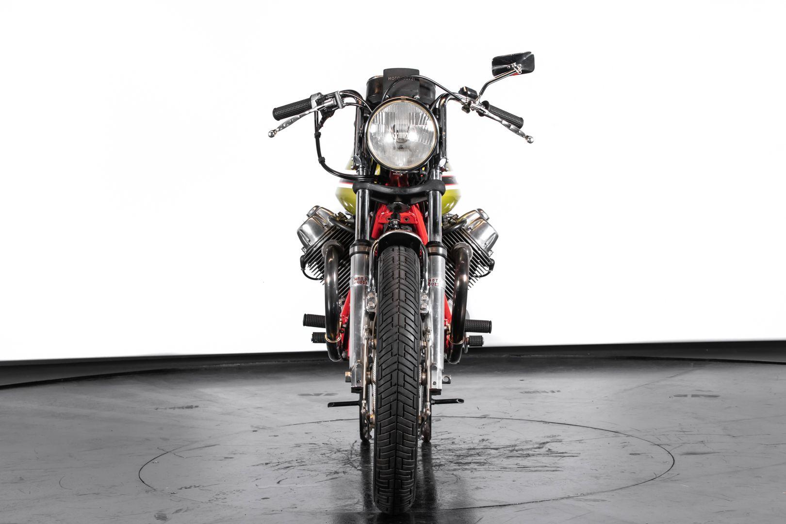 1972 Moto Guzzi V7 Sport Telaio Rosso 76499