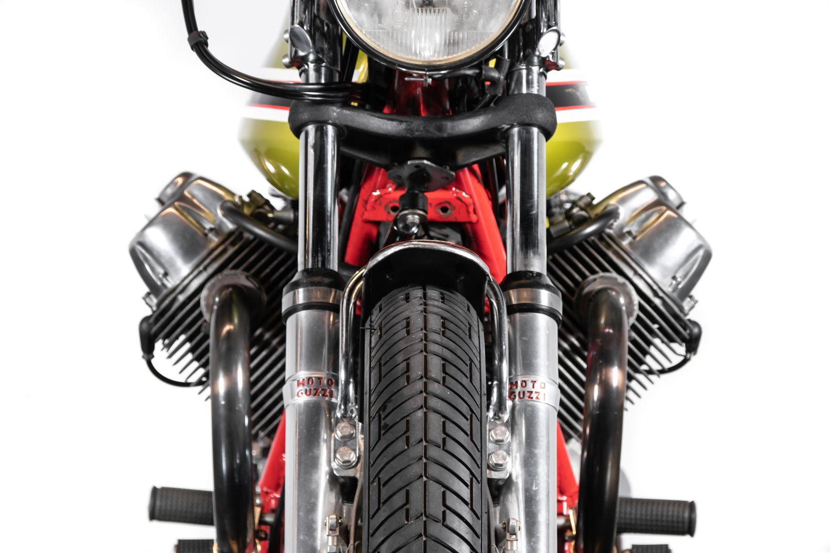 1972 Moto Guzzi V7 Sport Telaio Rosso 76507