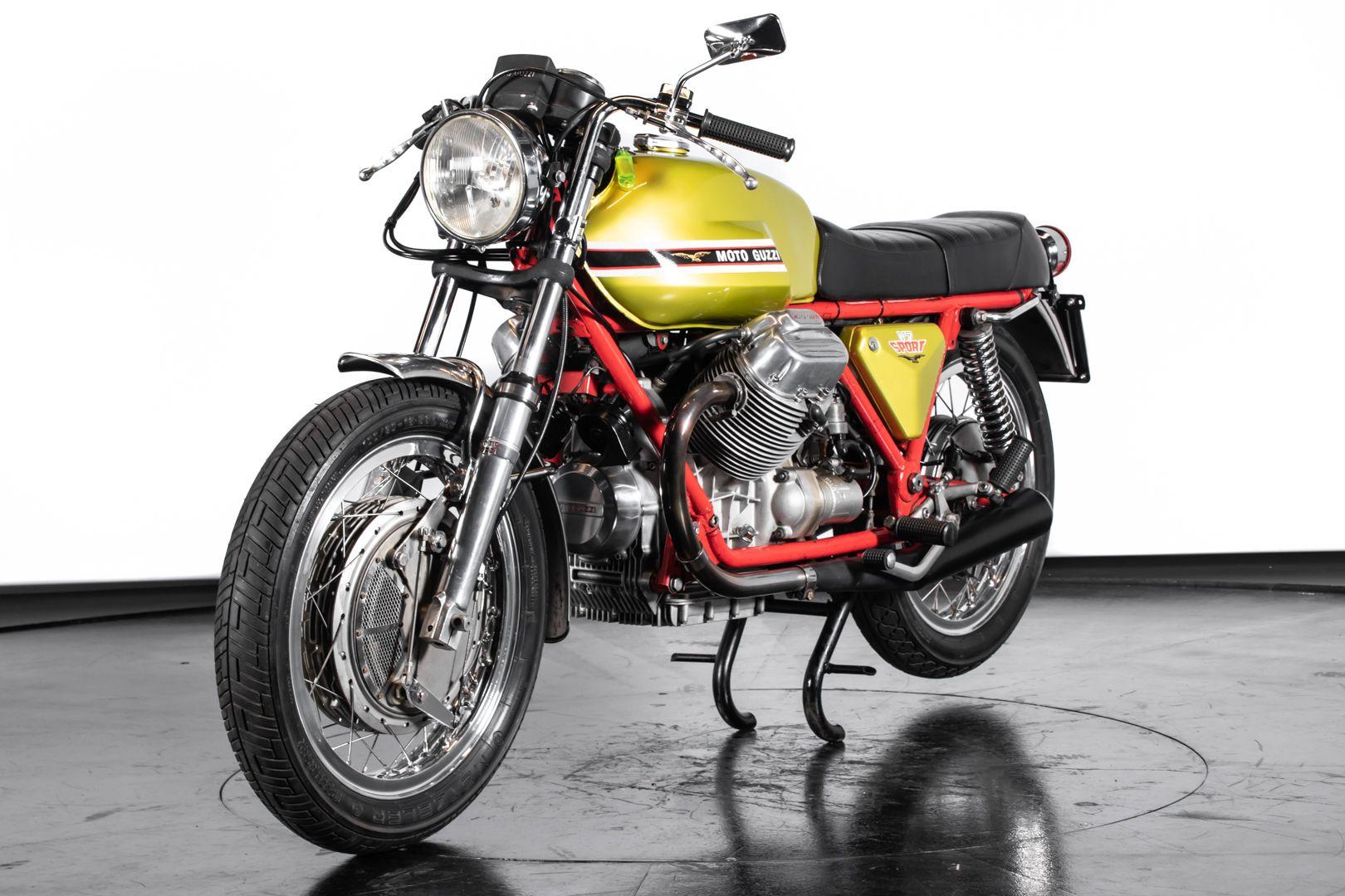 1972 Moto Guzzi V7 Sport Telaio Rosso 76501