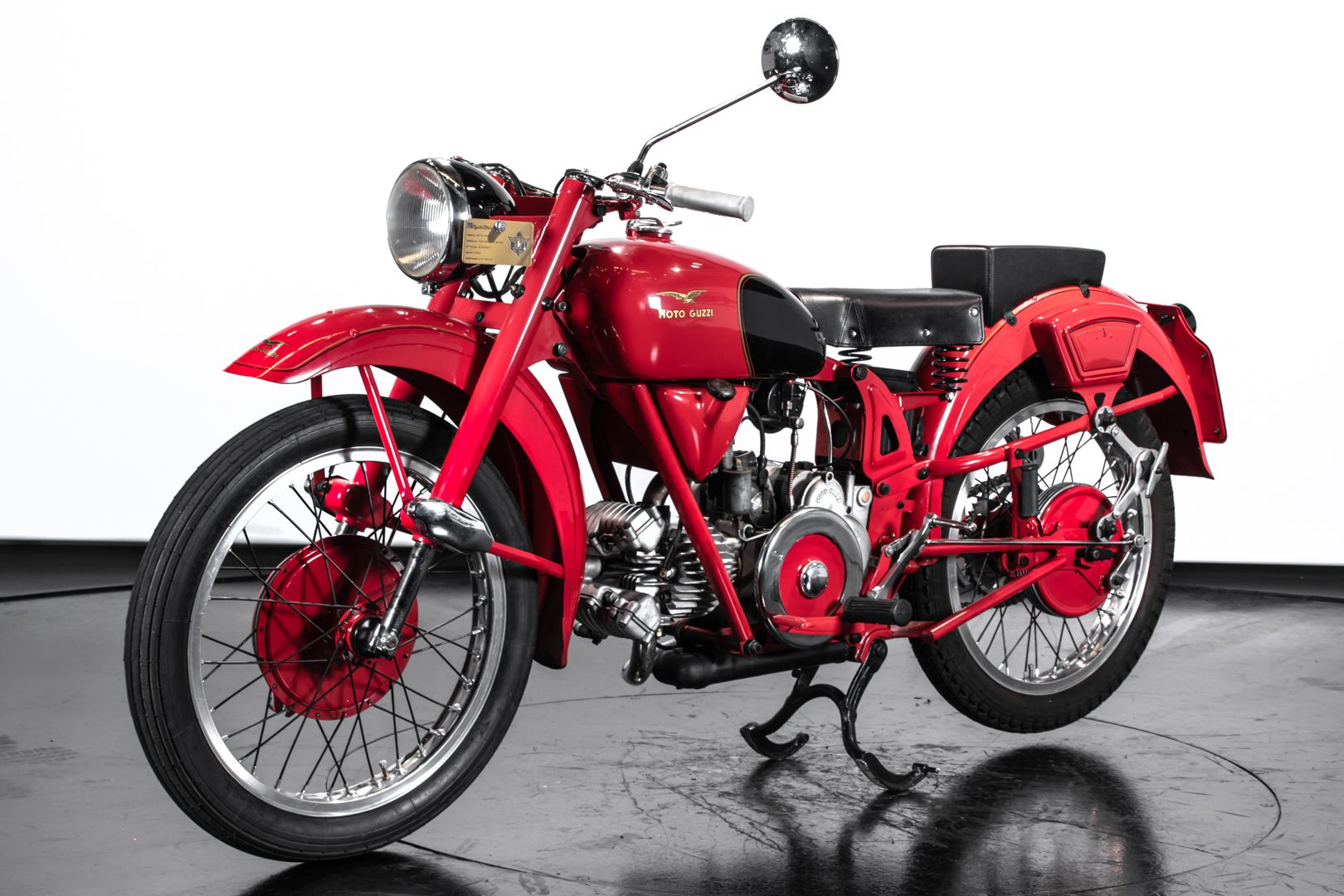 1952 Moto Guzzi Airone Sport 250 78250
