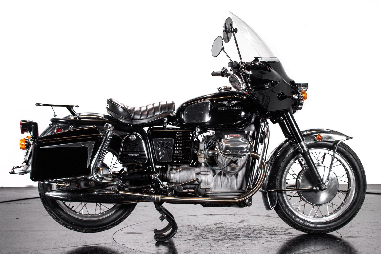 1969 Moto Guzzi V7 Special 81469