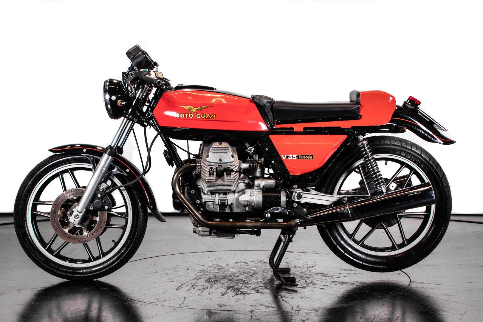 1982 Moto Guzzi V 35 Imola 83520