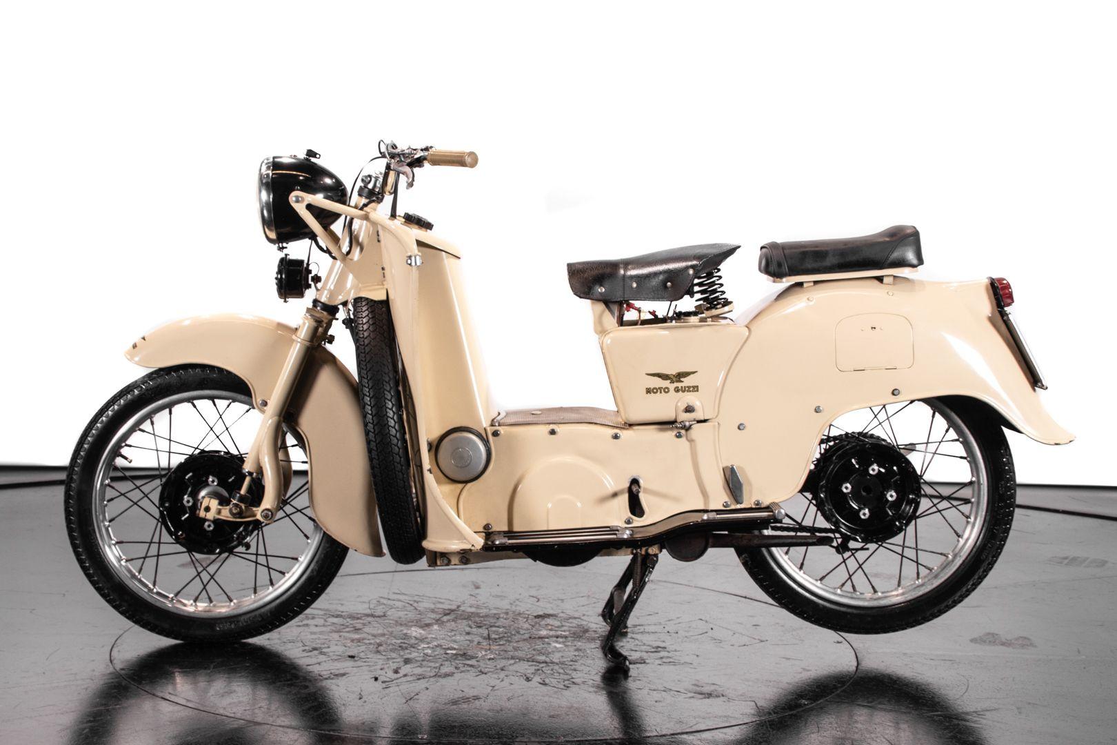 1958 Moto Guzzi Galletto 192 85123