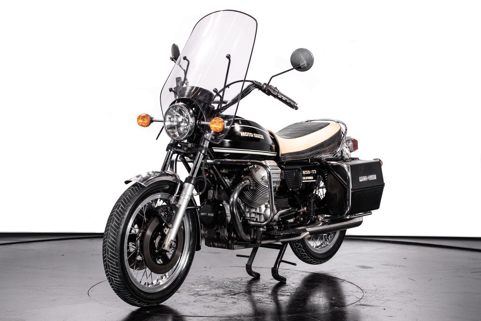 1981 Moto Guzzi 850 T3 California 83248
