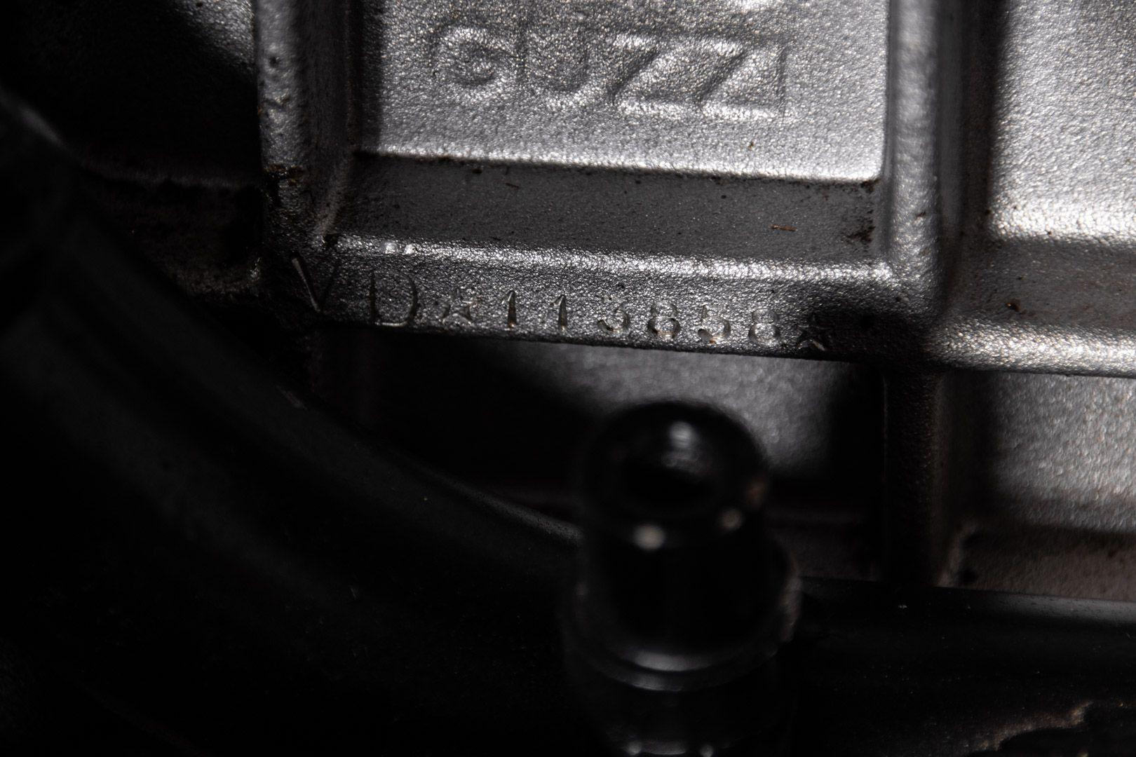 1981 Moto Guzzi 850 T3 California 83266