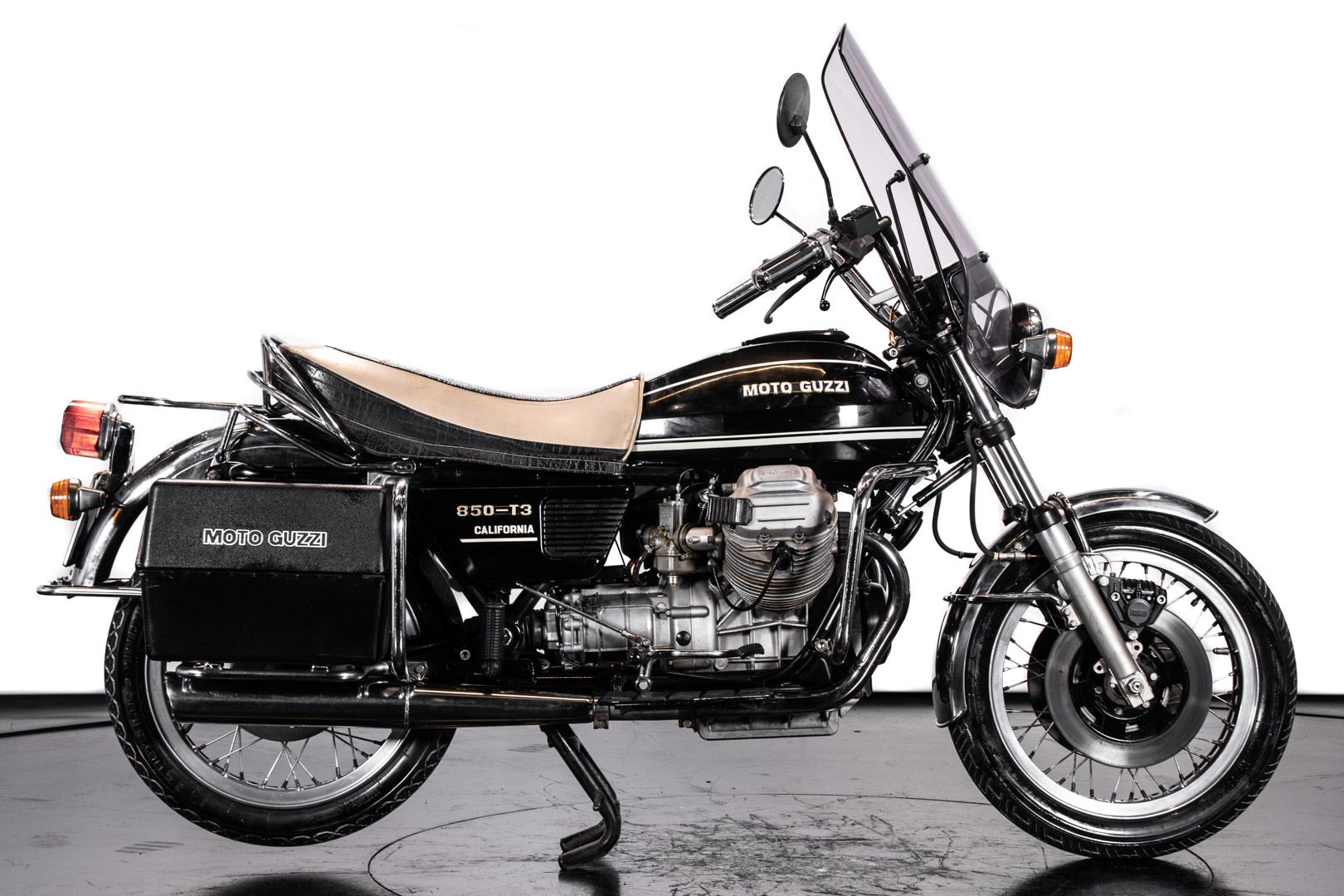 1981 Moto Guzzi 850 T3 California 83244