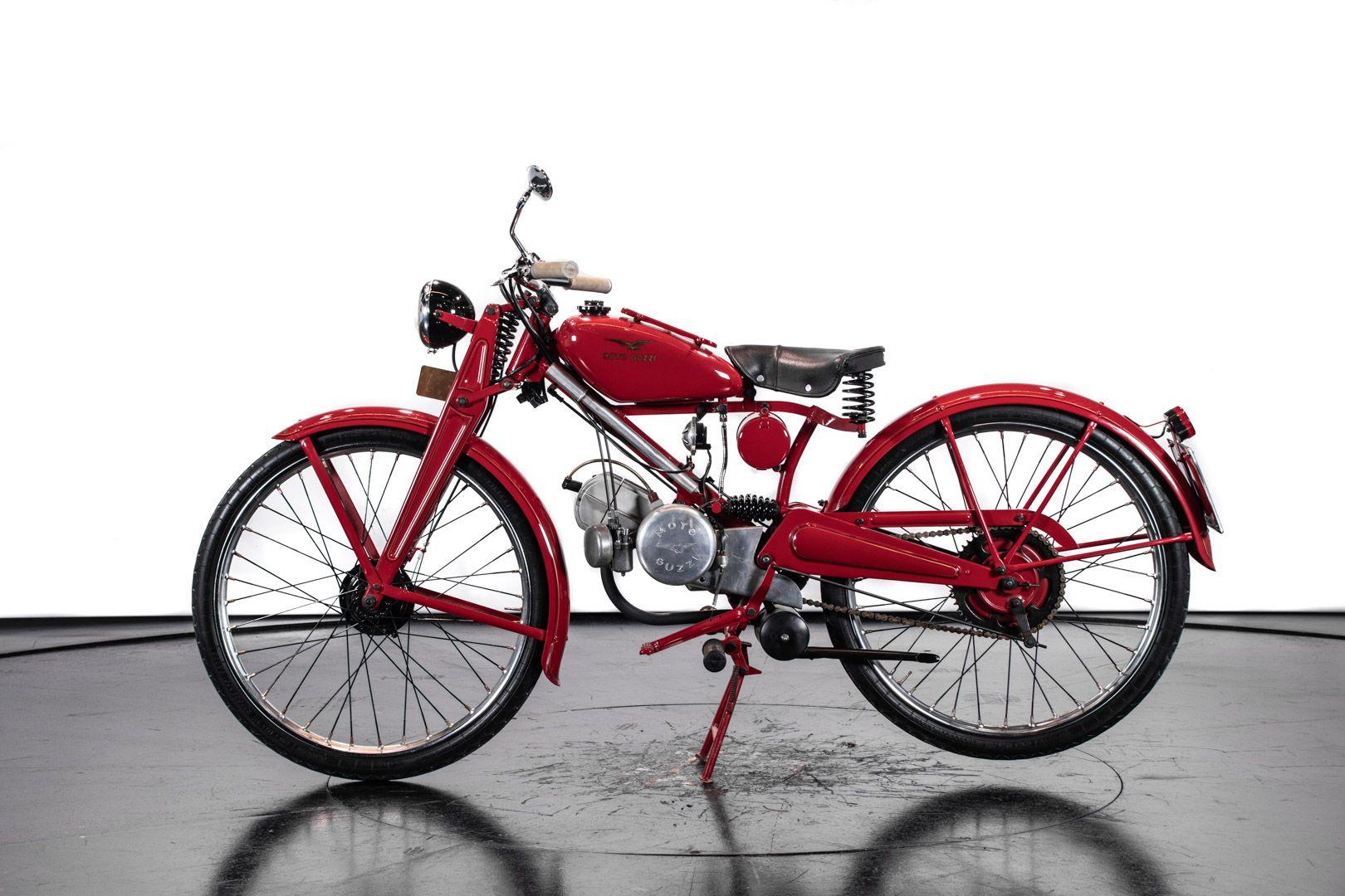 1952 Moto Guzzi Guzzino 65 83796
