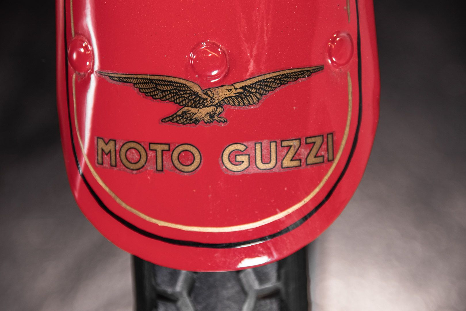 1952 Moto Guzzi Guzzino 65 83821