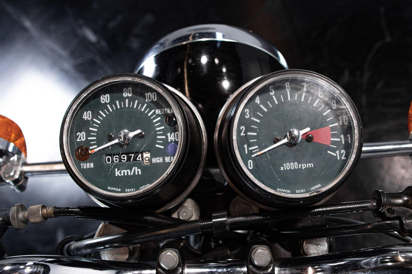 1978 Honda 125 Endurance 82362