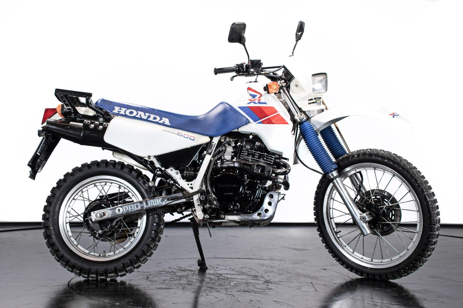 1987 HONDA XL 600 RM 82767