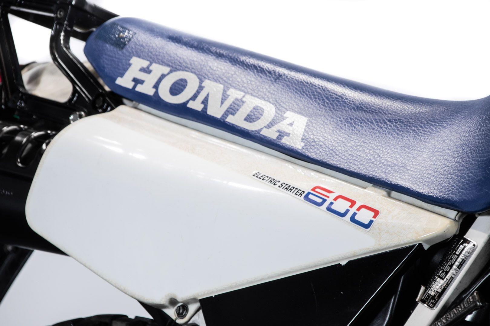 1987 HONDA XL 600 RM 82781