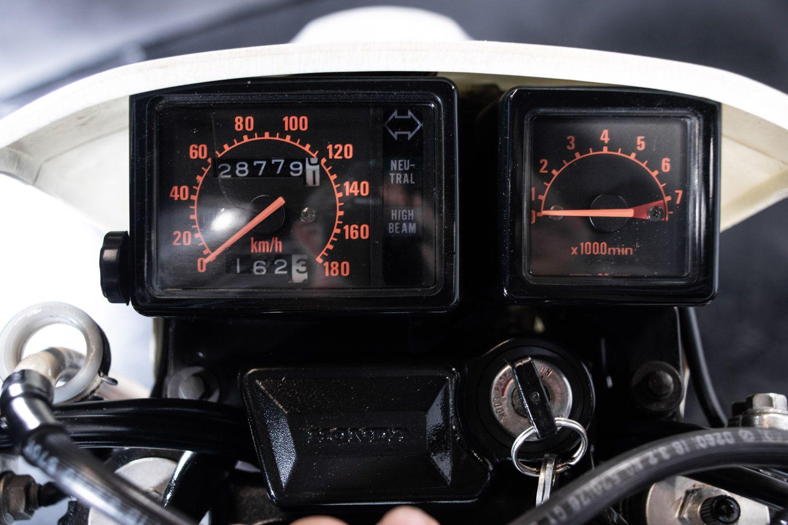 1987 HONDA XL 600 RM 82787