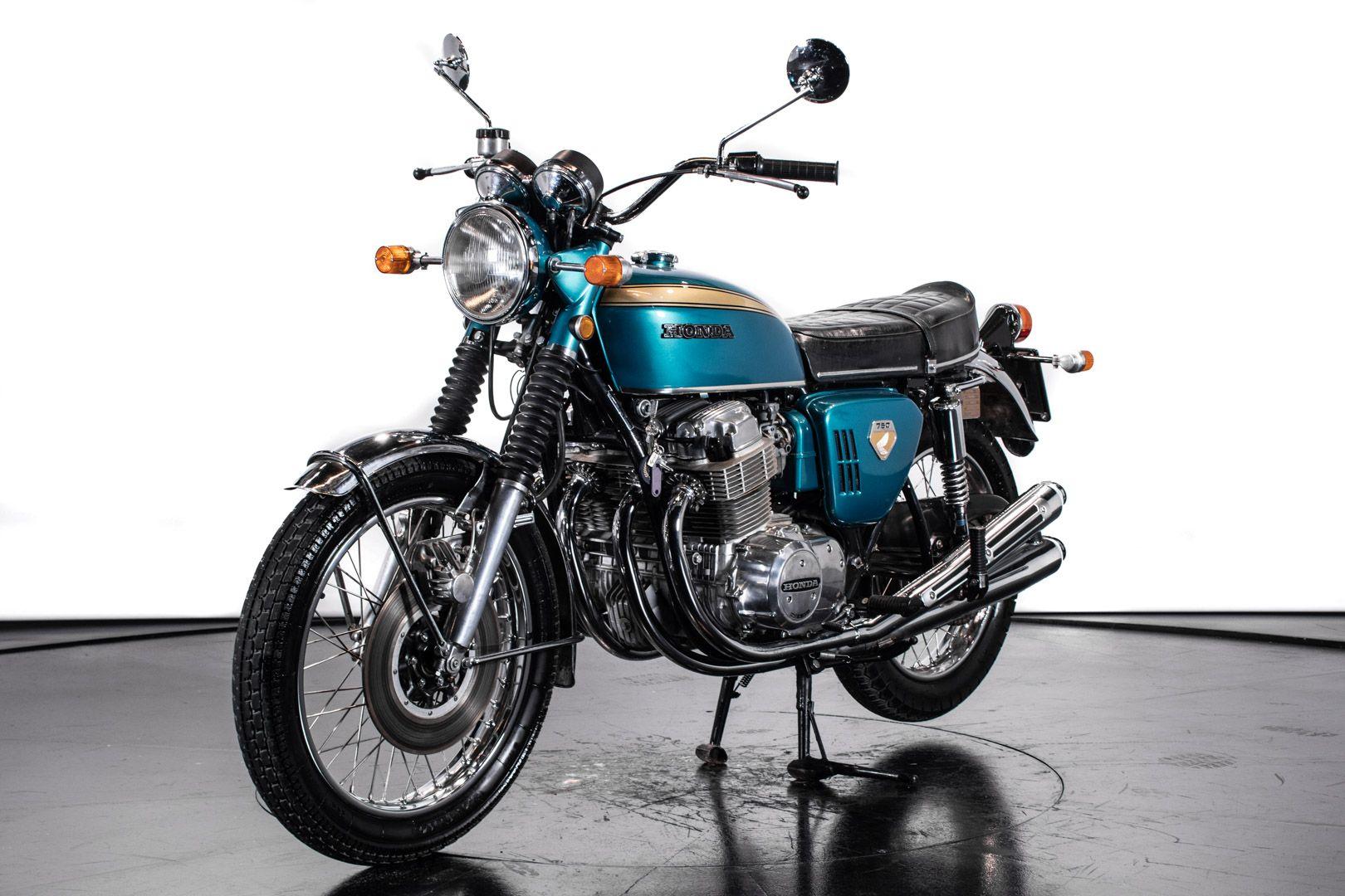 1970 Honda CB 750 Four K0 83833